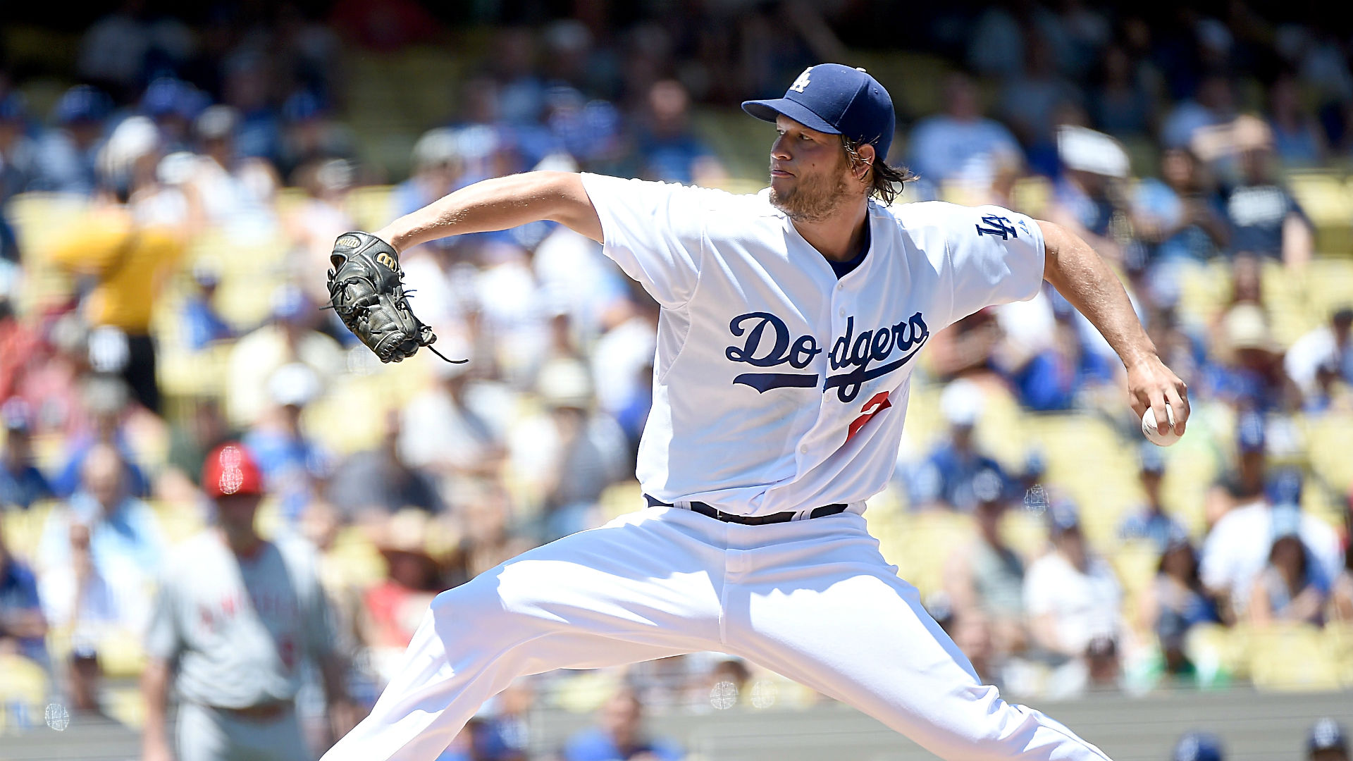 MLB Nightly 9: Kershaw continues scoreless streak, Duda powers Mets