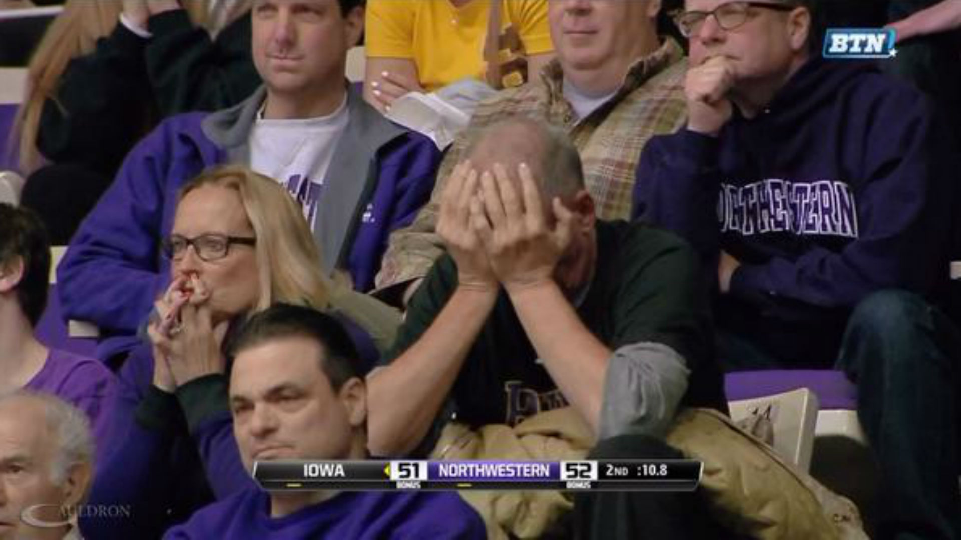 Doug Collins had typical dad reaction to overtime