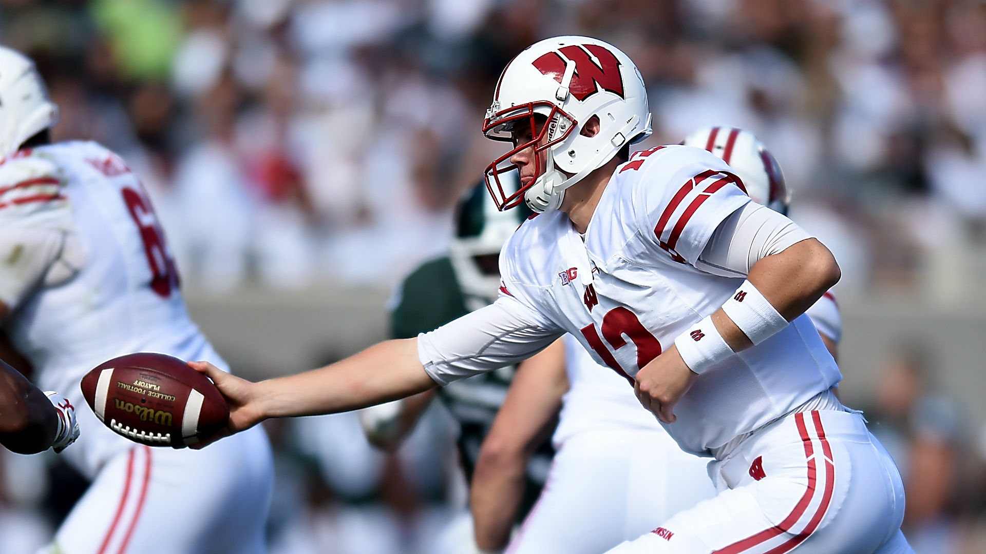wisconsin football schedule, roster and three things to watch ncaawisconsin alex hornibrook getty ftr jpg