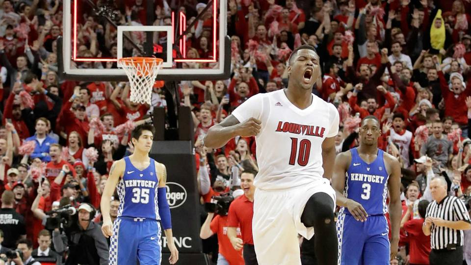 Kentucky Basketball Wildcats Have Found Their Groove: Wildcats Find No Kentucky Home On Louisville's Court