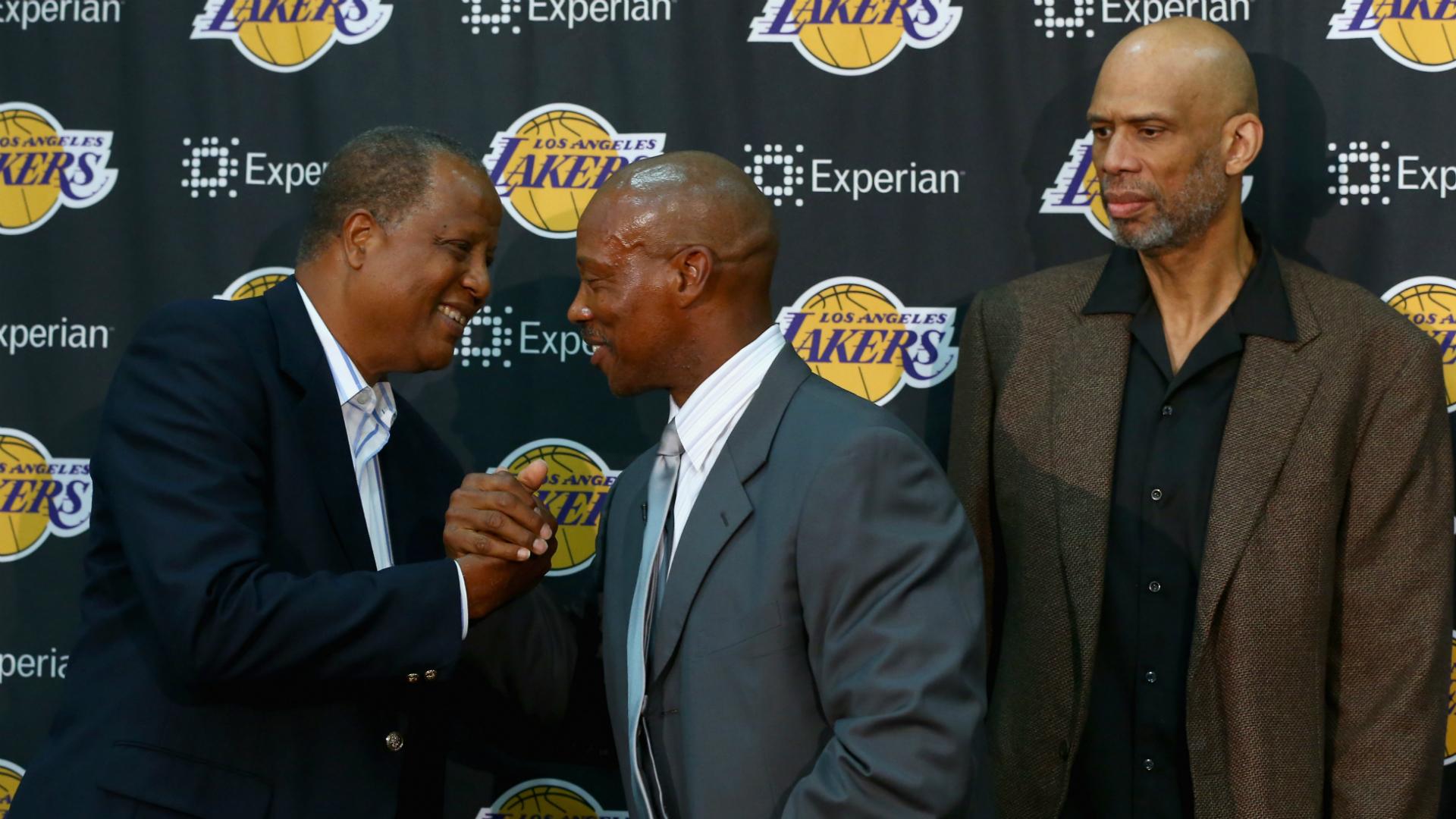 Lakers legend Jamaal Wilkes says Kobe Bryant needs new smaller