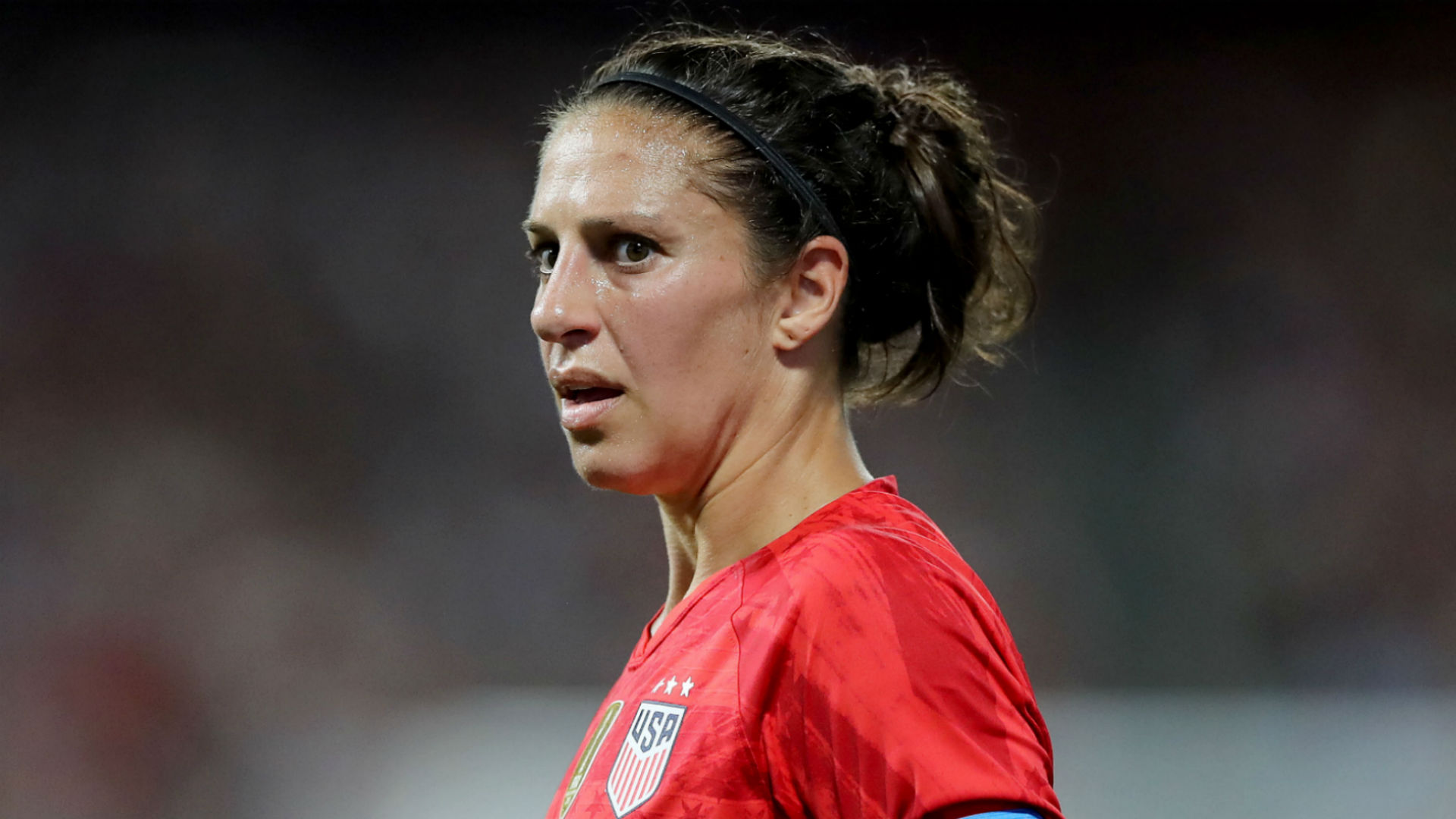 You can call USWNT legend Carli Lloyd super, but please don't call her a sub
