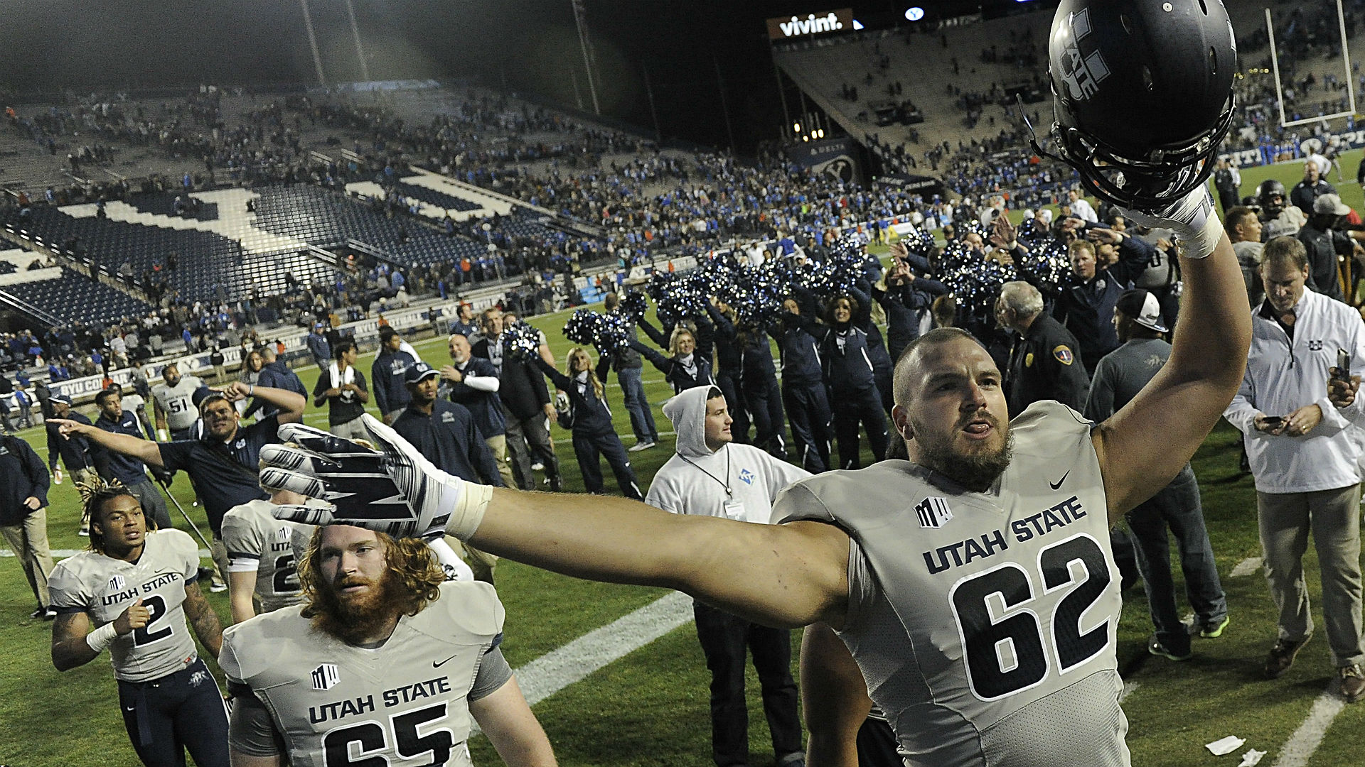 San Jose State vs. Utah State betting preview and pick – Value on the dog?