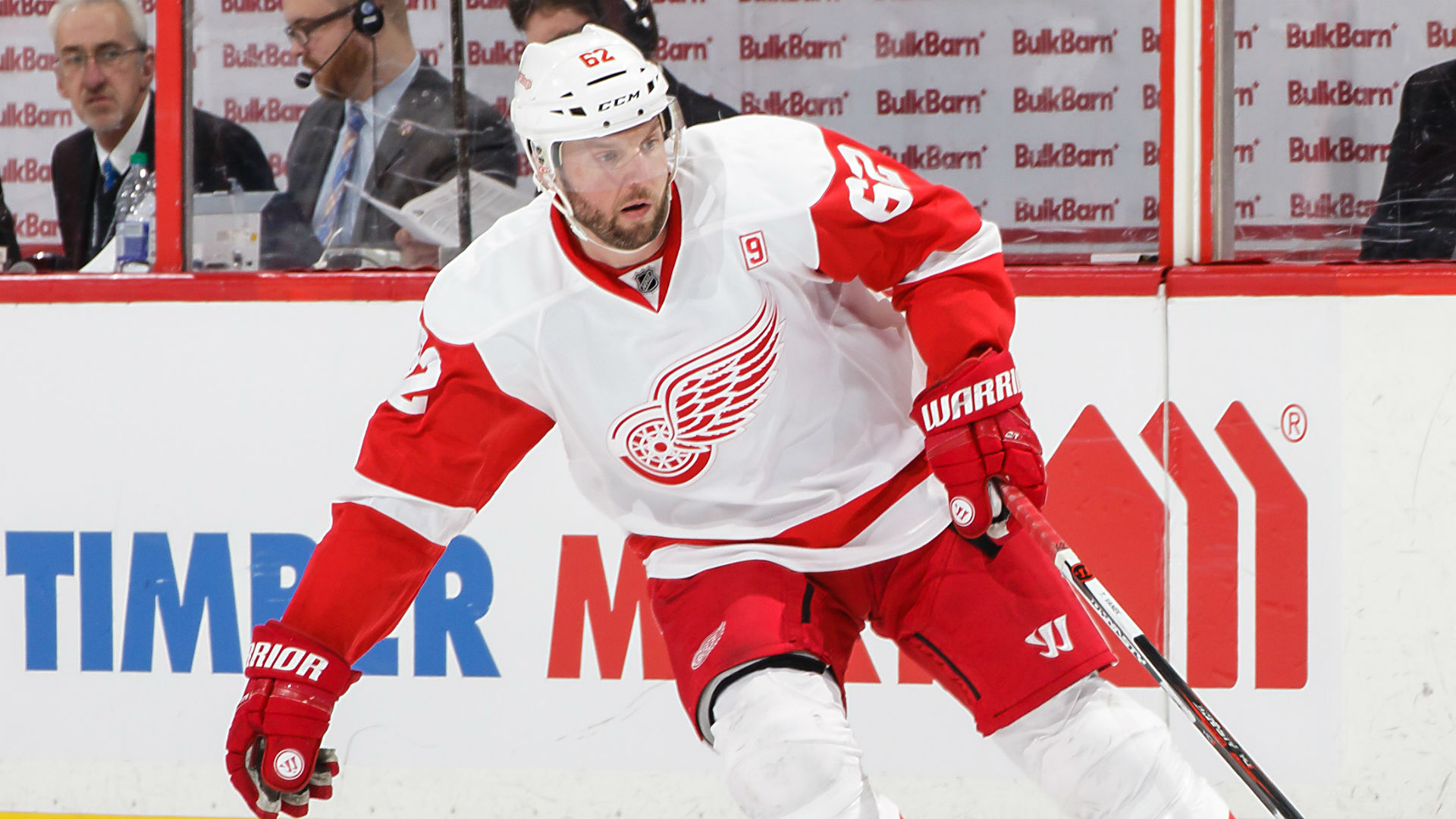 Panthers acquire Vanek from Red Wings
