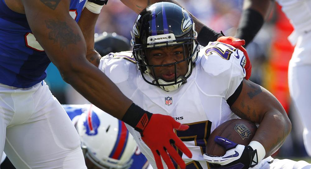 Fantasy Football Freakout: Ravens RB Ray Rice
