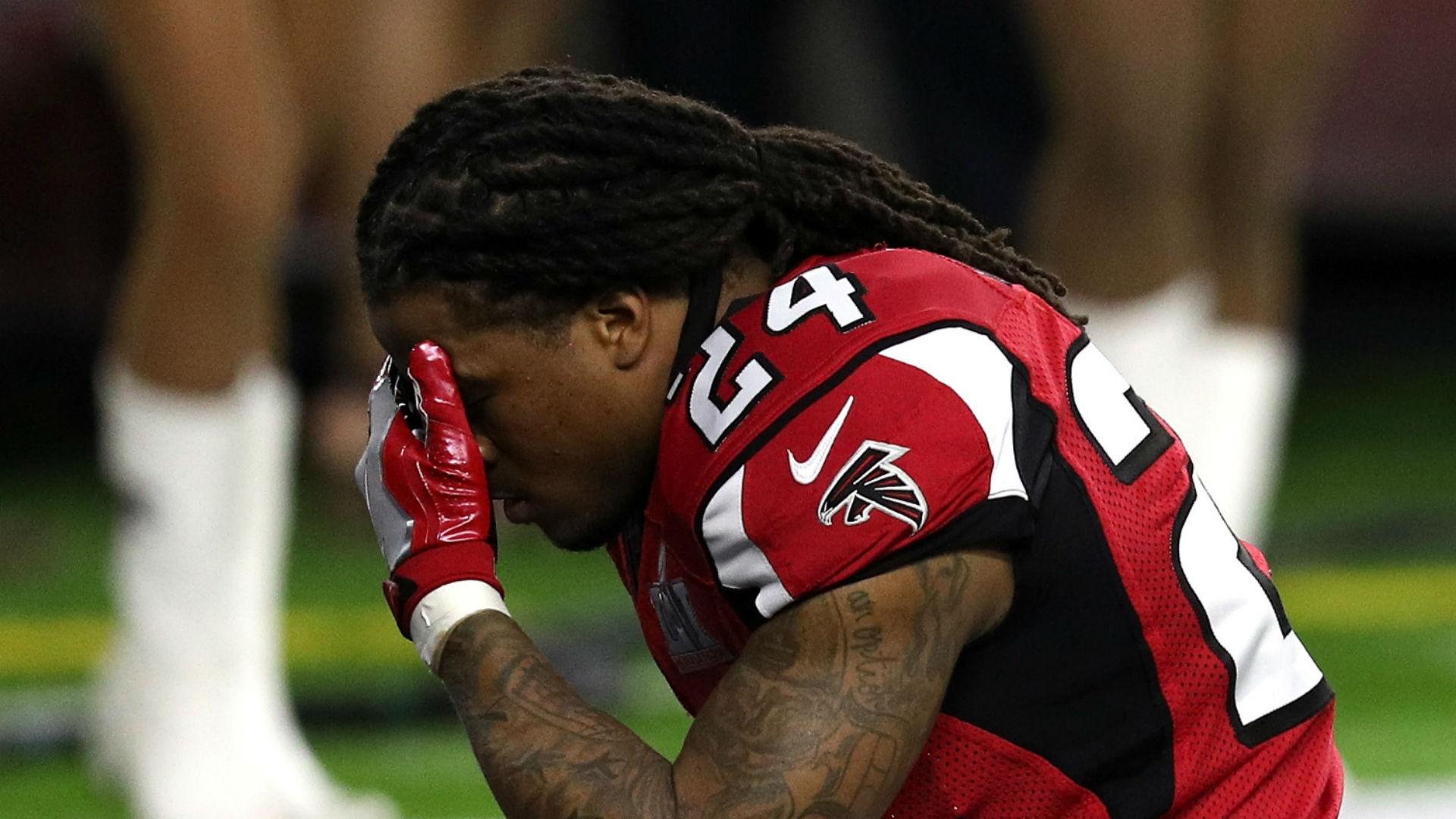 Devonta Freeman won t watch Super Bowl replay his memory is good