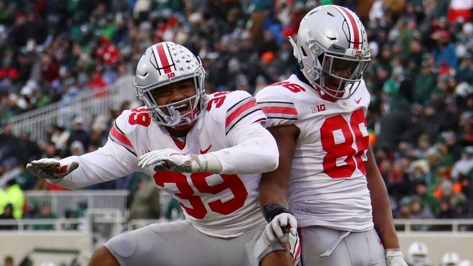 Ohio State Vs Michigan State Results Buckeyes Special Teams Lead