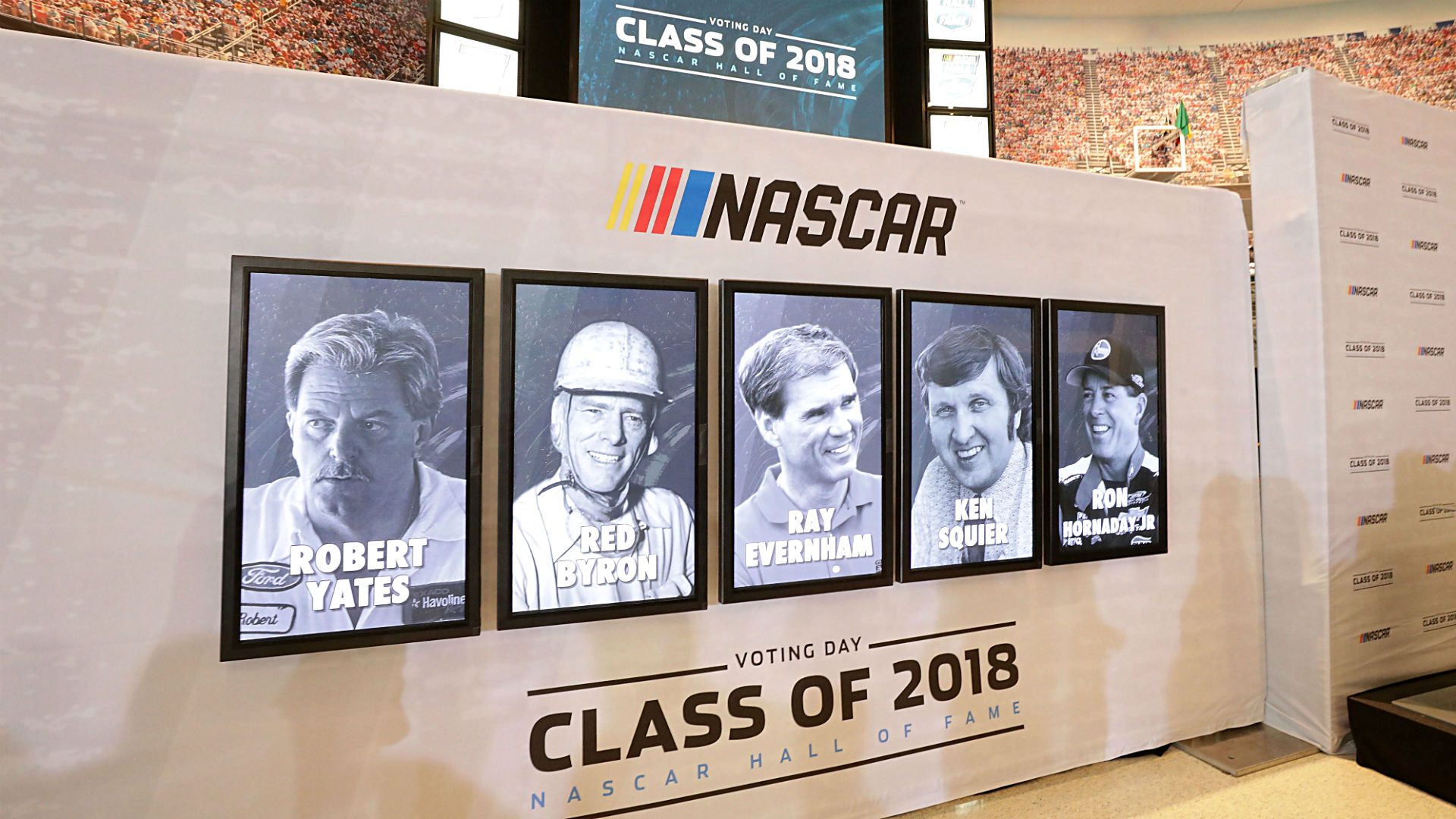 NASCAR Hall of Fame class announced