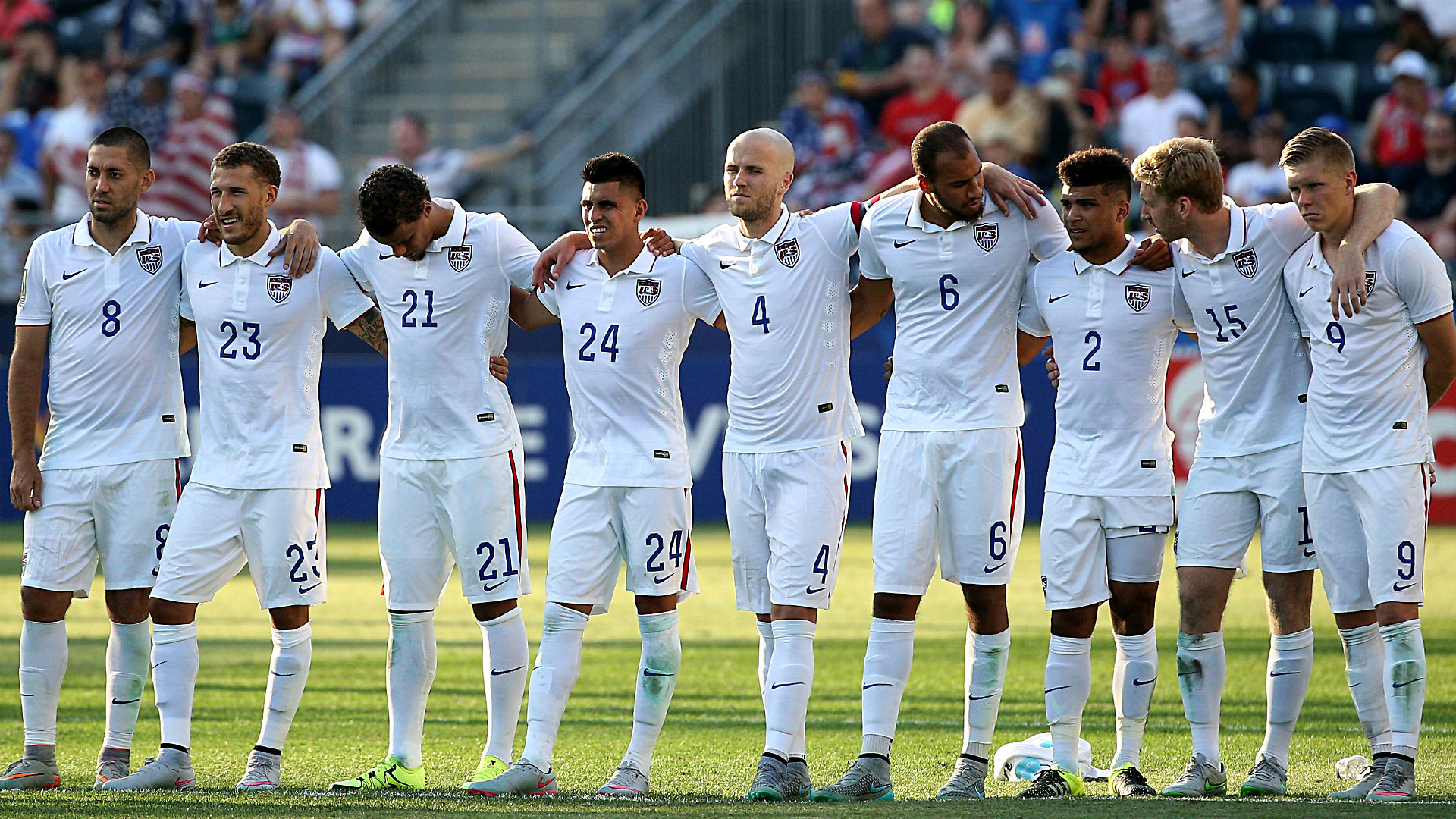 Sizing up U.S. player pool ahead of World Cup qualifying ...