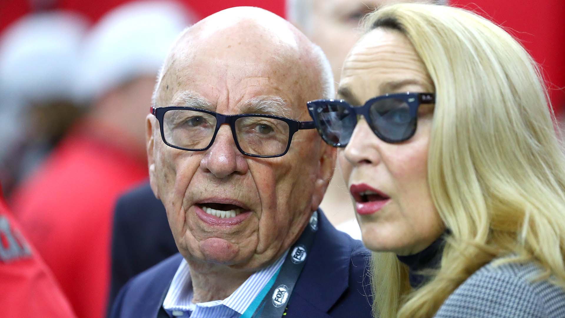 Comcast Challenges Fox's Rupert Murdoch With US $31 Billion Bid for Sky