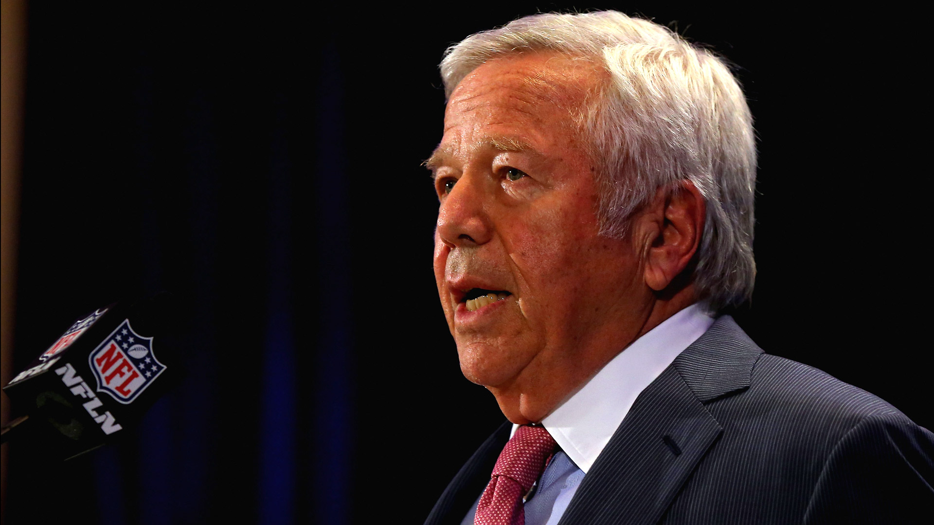 Robert Kraft bashes NFL, was 'wrong to put faith in the league'