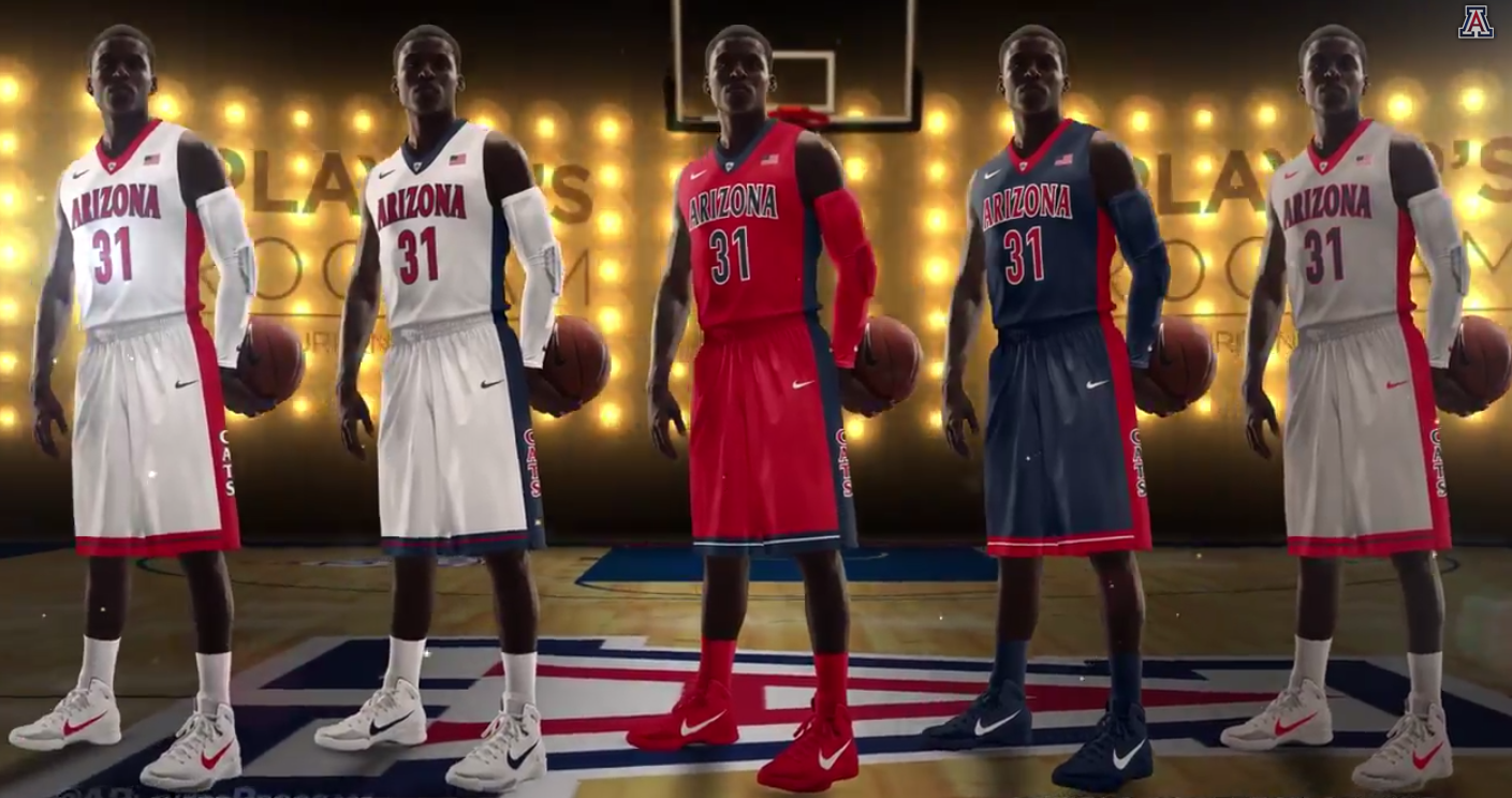 Arizona unis