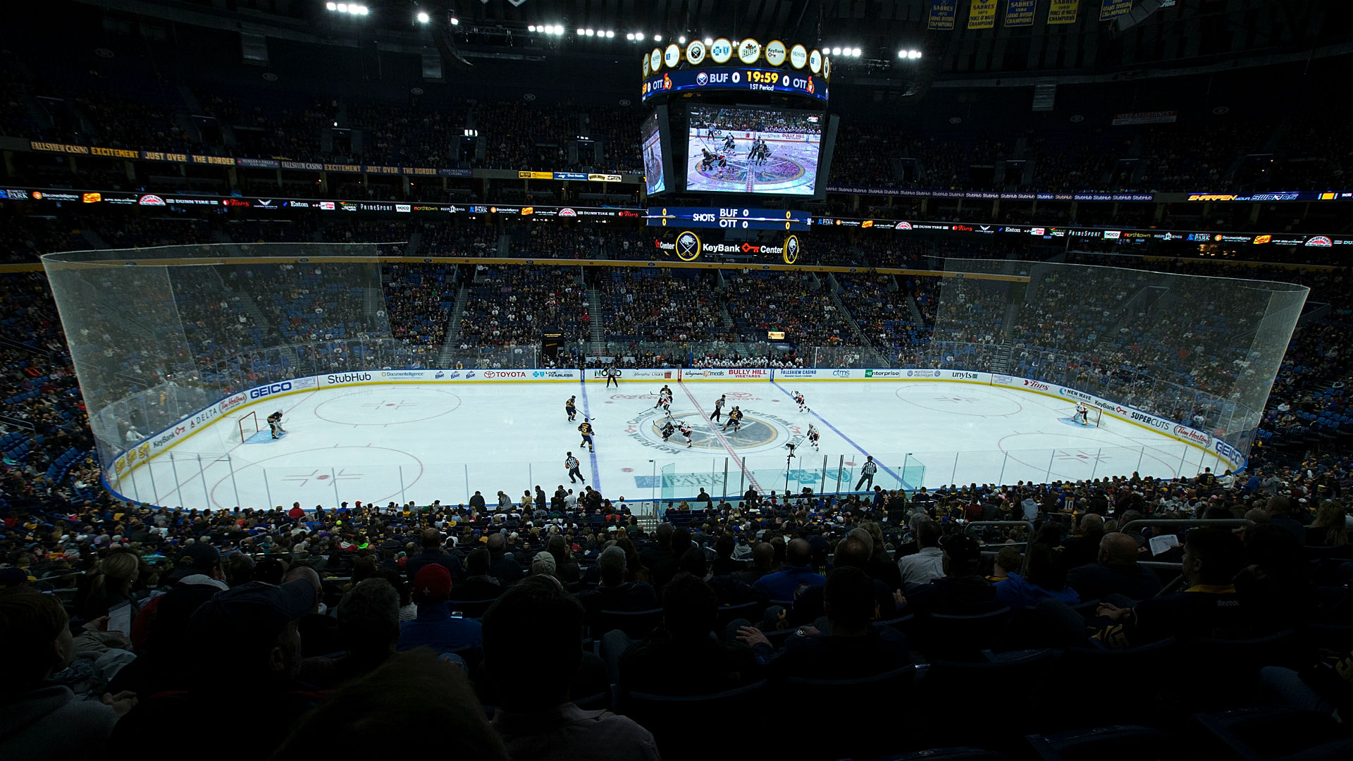 Most intimidating college hockey arenas edmonton