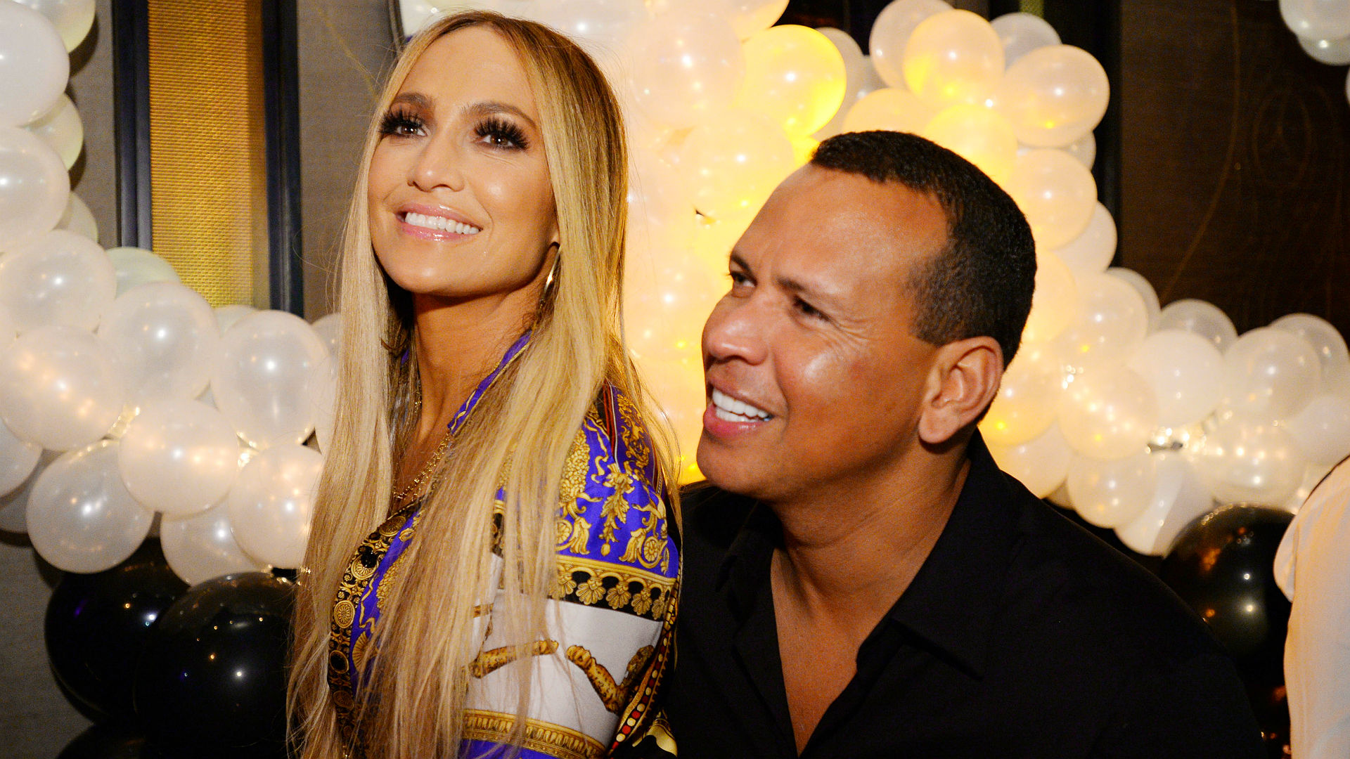 J.Lo & A-Rod Are Engaged - See the Ring!