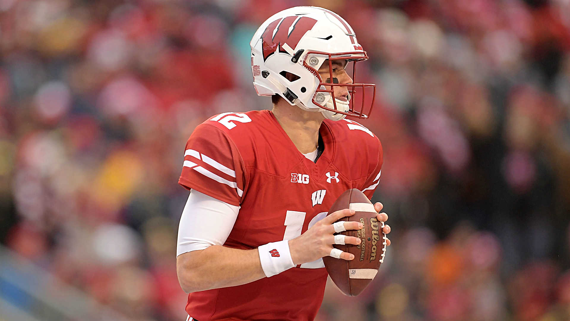 Third-quarter surge carries Wisconsin past MI , stiffest test to date
