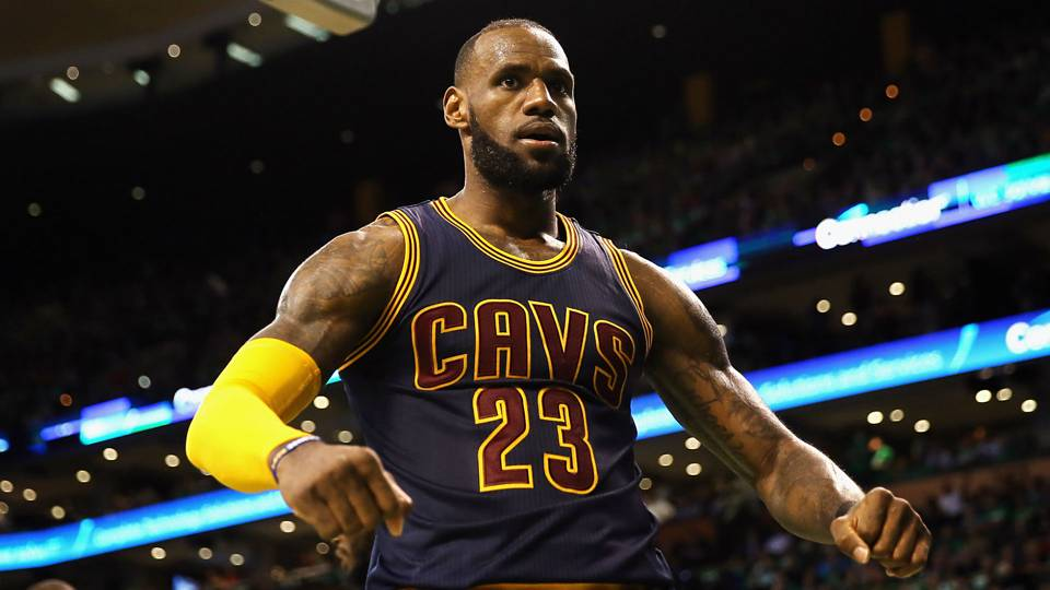 NBA playoffs 2017  LeBron James still an enigma for NBA defenses ... 27f88ad68