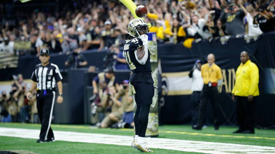 Saints Show Off Unprecedented Completeness In Win Over Rams