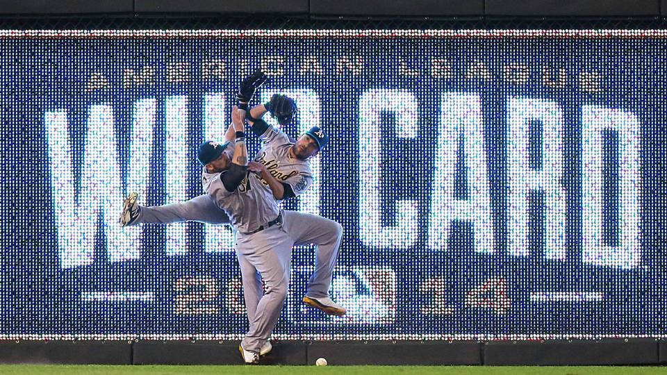 wild card game 2015 time tv schedule for al and nl games