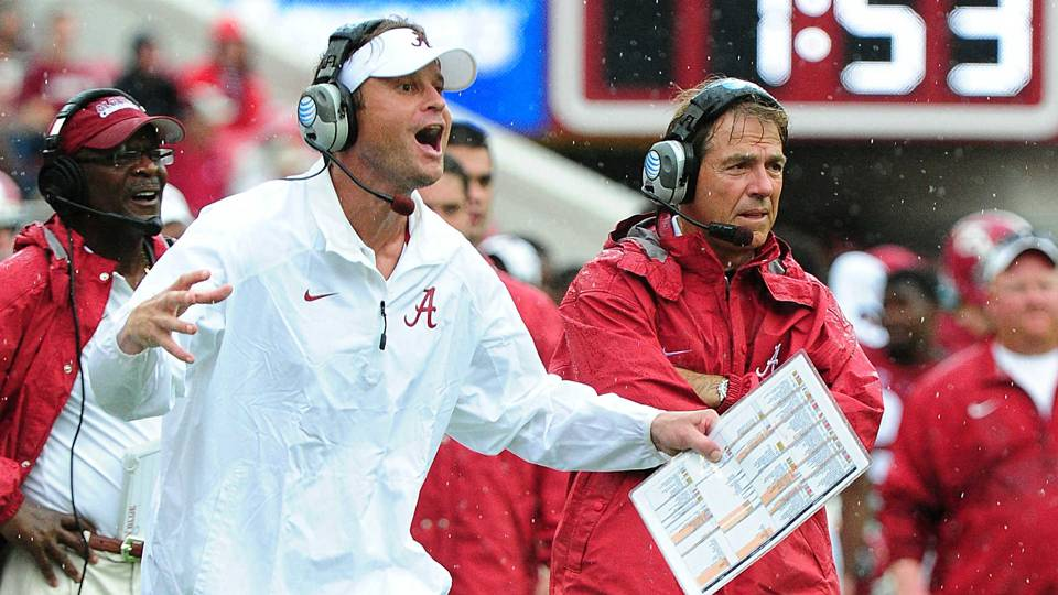 should lane kiffin stay at alabama until nick saban retires ncaa