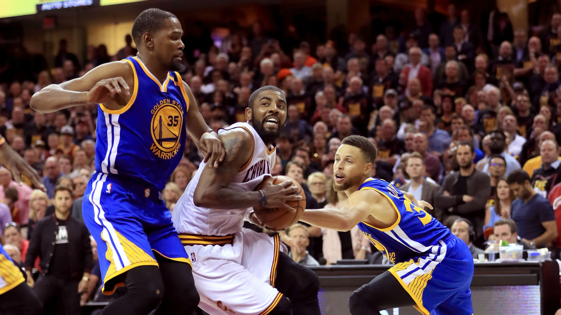 LeBron James climbs to third place in career NBA Finals scoring