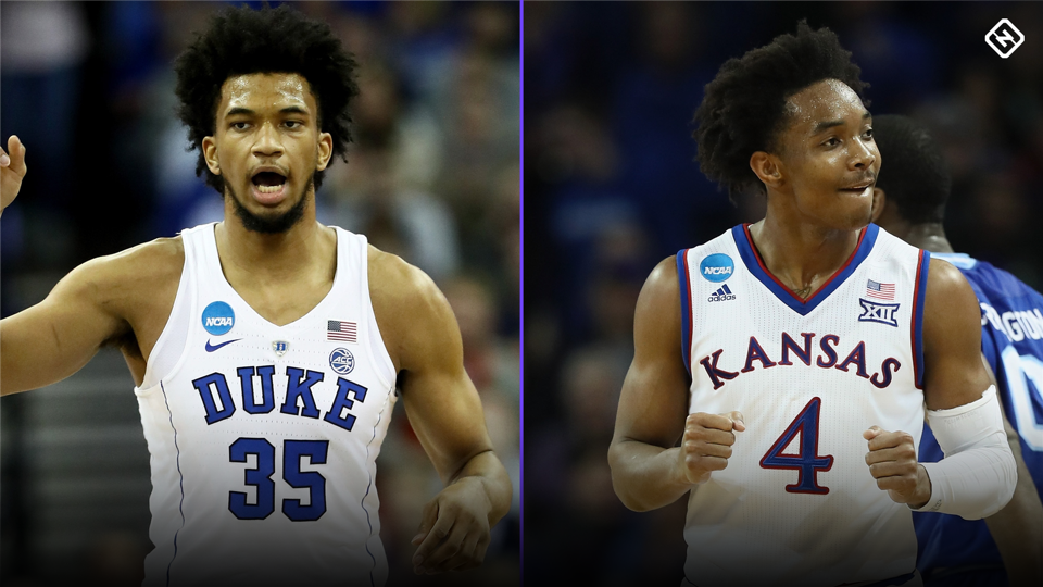 March Madness 2018: Kansas Vs. Duke Matchup, Pick