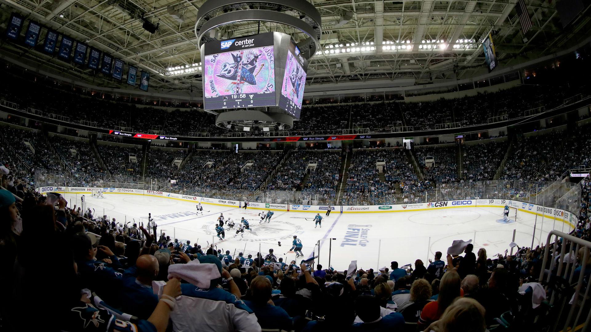 Ranking best NHL arenas