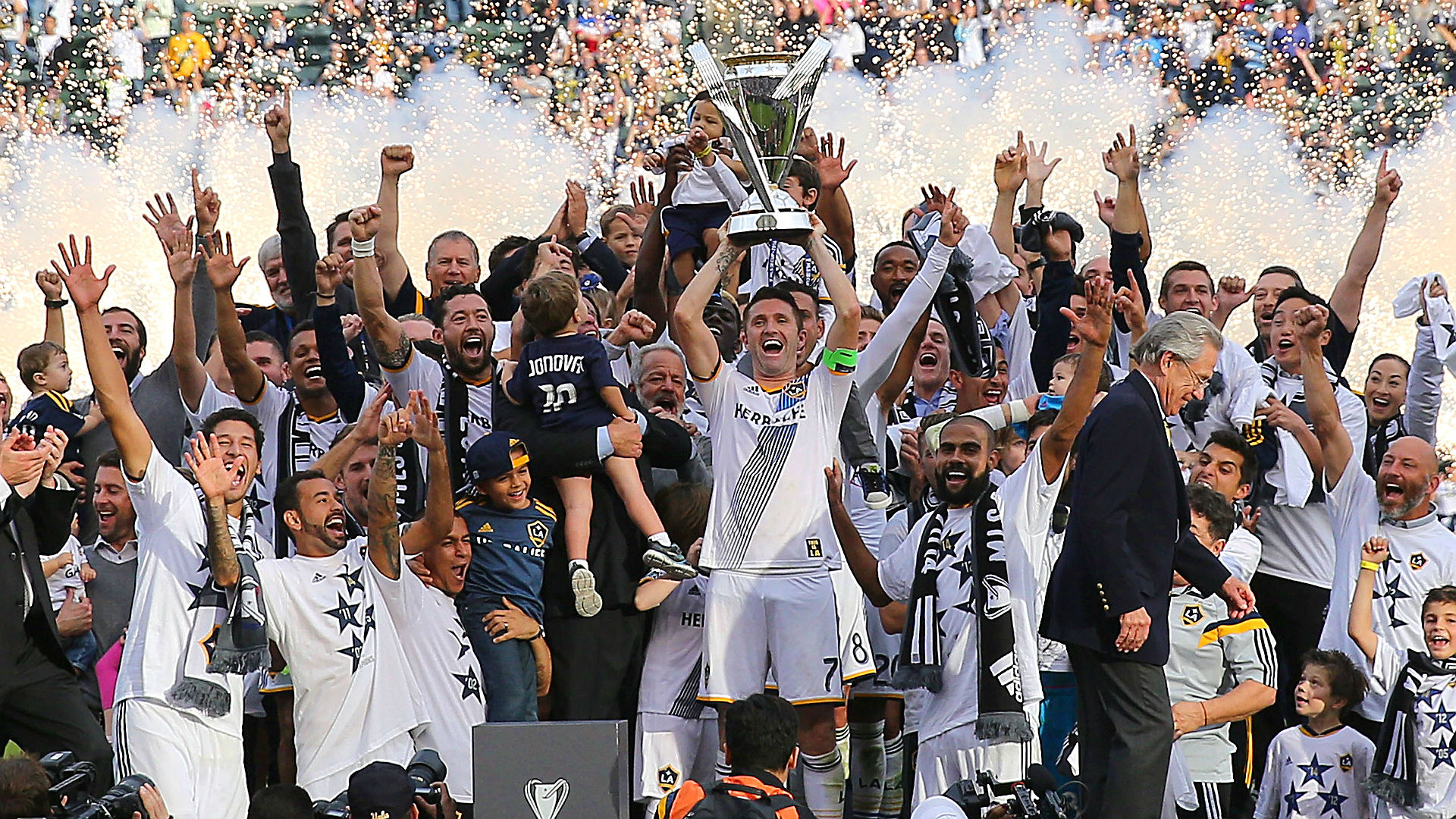 2015 MLS Cup odds - Galaxy open as favorites to repeat