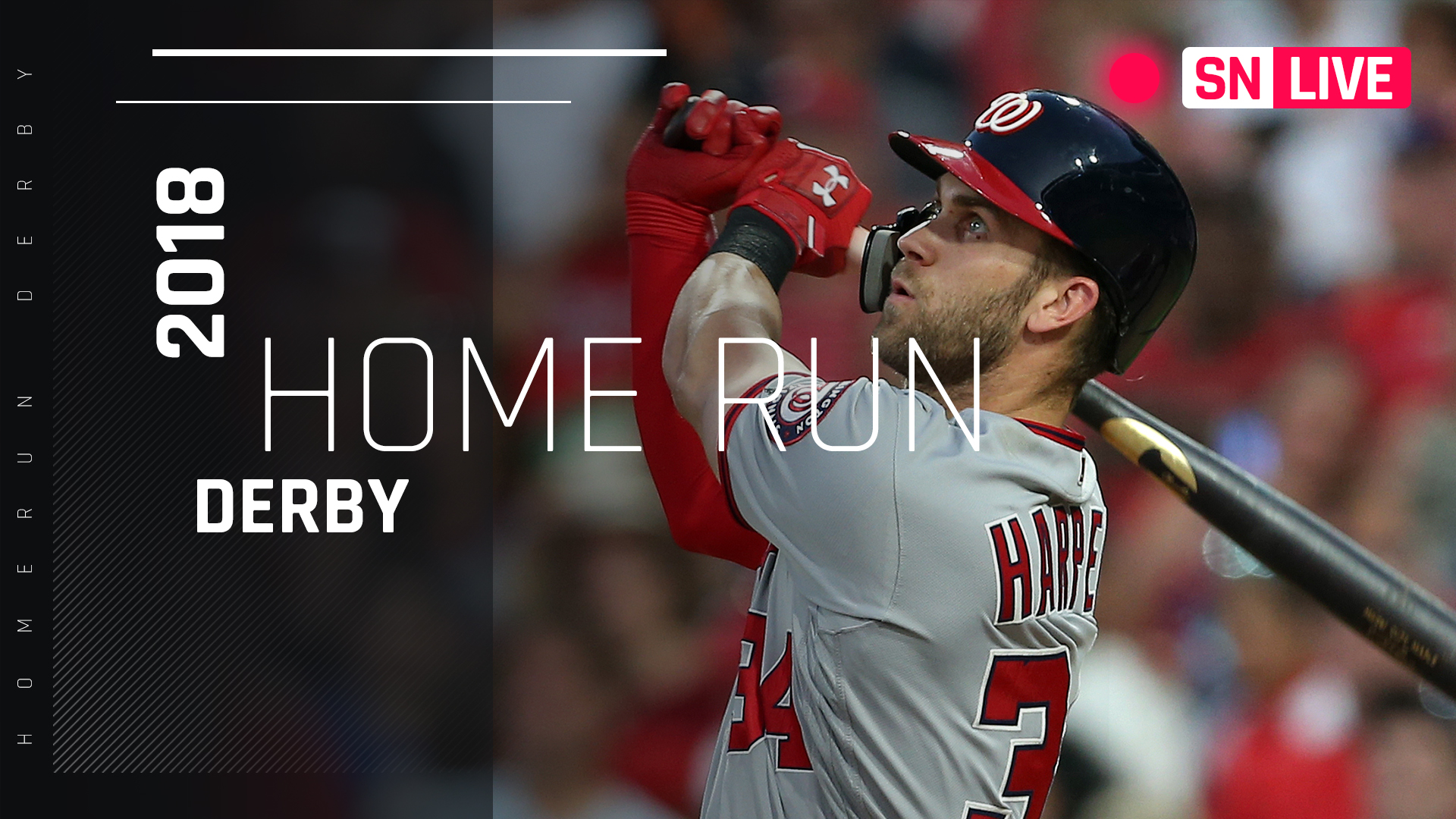 MLB Home Run Derby 2018 results: Bryce Harper mashes epic dingers to take home derby crown