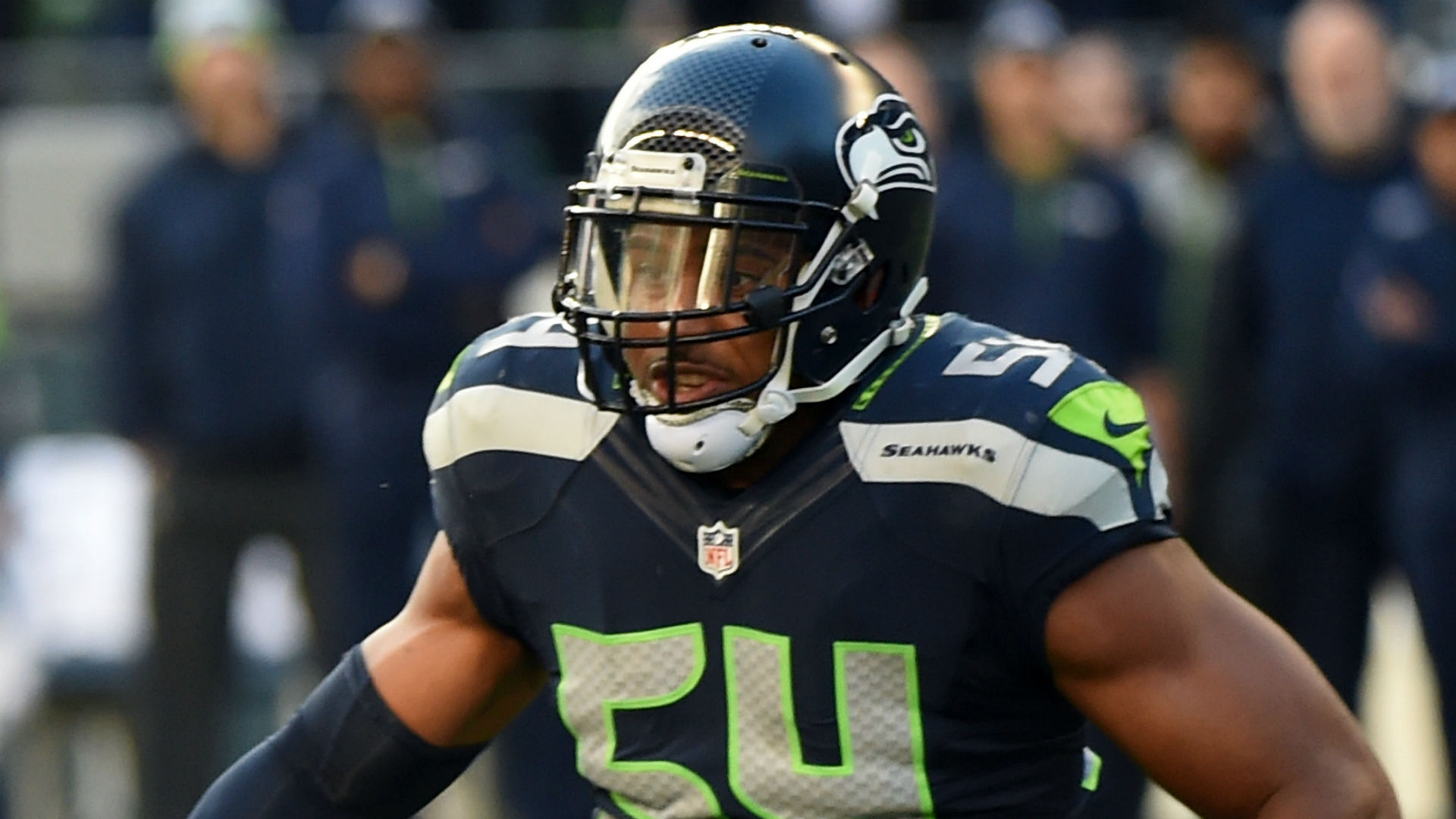 Seahawks' Bobby Wagner is looking for his new money, too
