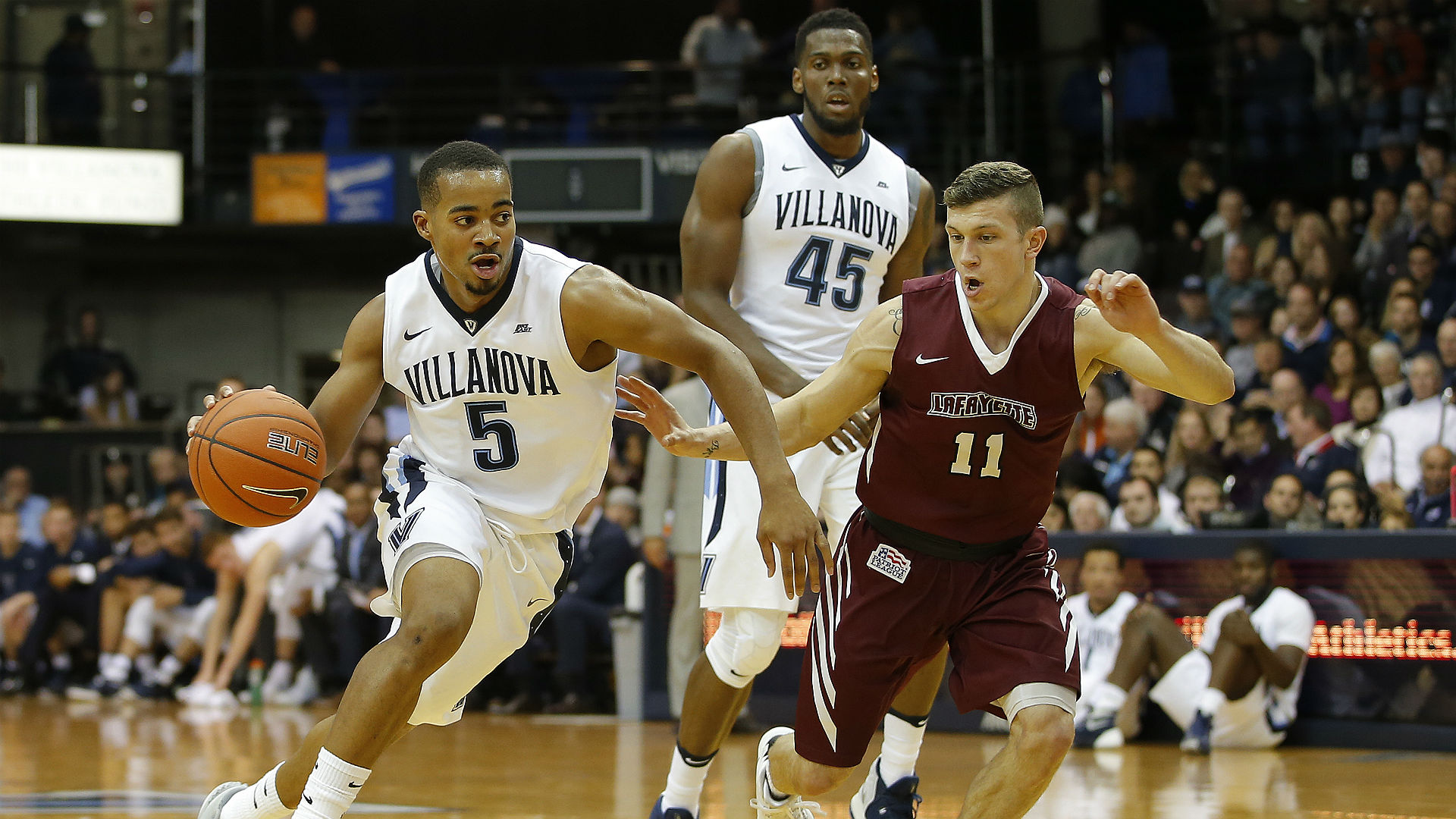 Men's Basketball Picked Fourth In BIG EAST Preseason Coaches' Poll