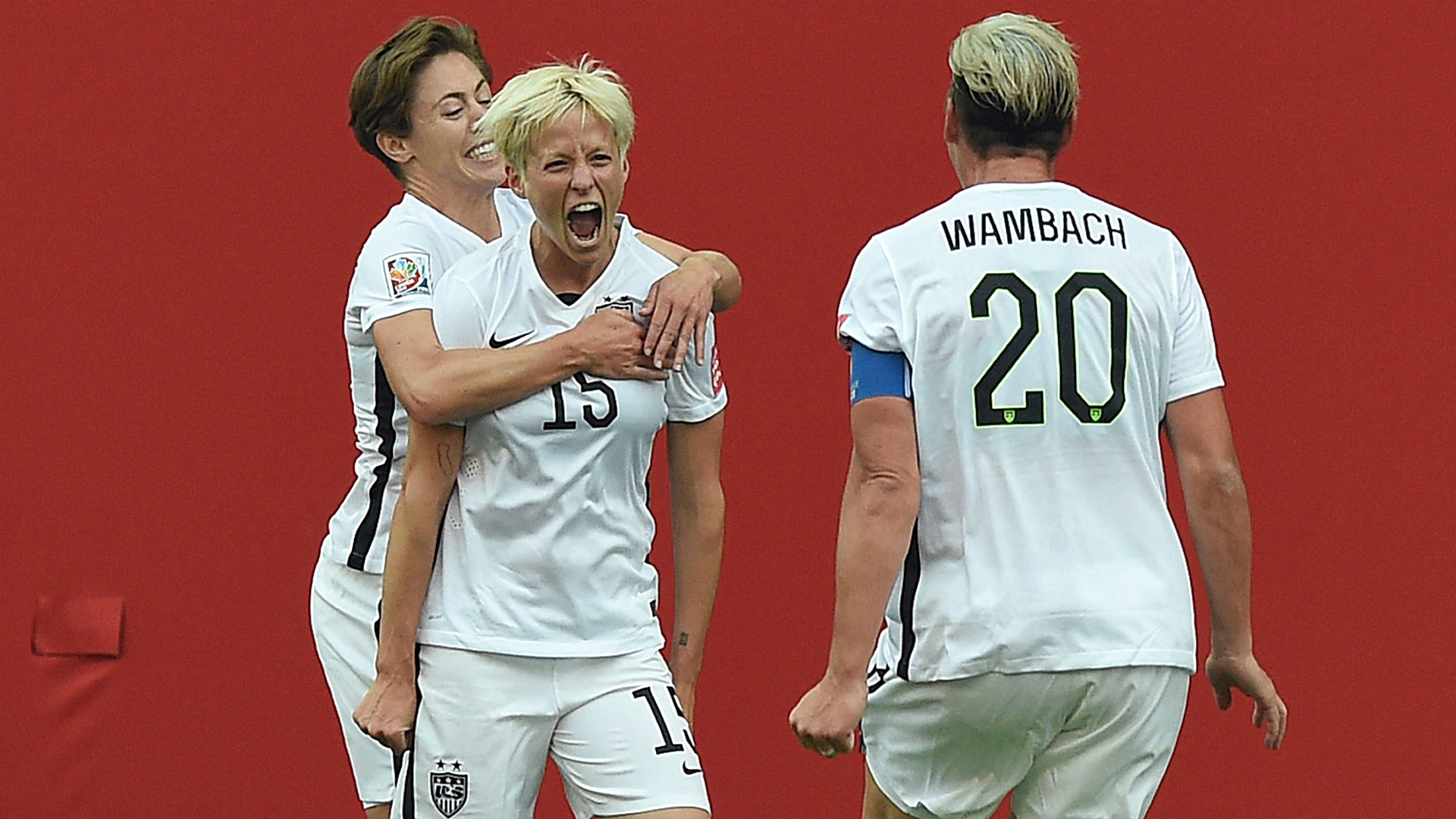 U.S. trio on shortlist for 2015 Women's World Cup Golden Ball