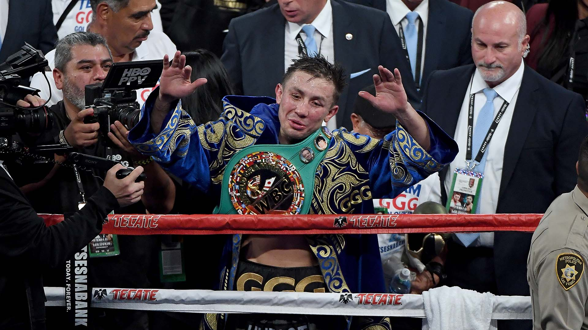 Canelo vs. GGG 2: Hopkins blasts Golovkin breaking his middleweight title defense record