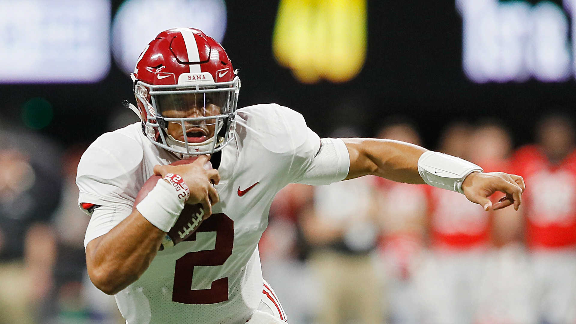 Will Oklahoma join Alabama, Clemson, Notre Dame in CFP?