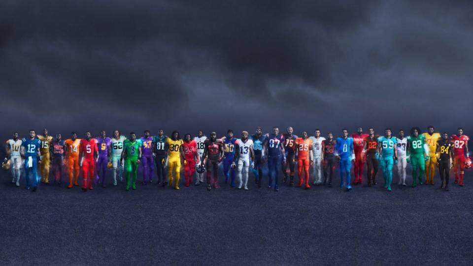 NFL Color Rush uniforms for 2016 Thursday night games unveiled  c4b82b9e8