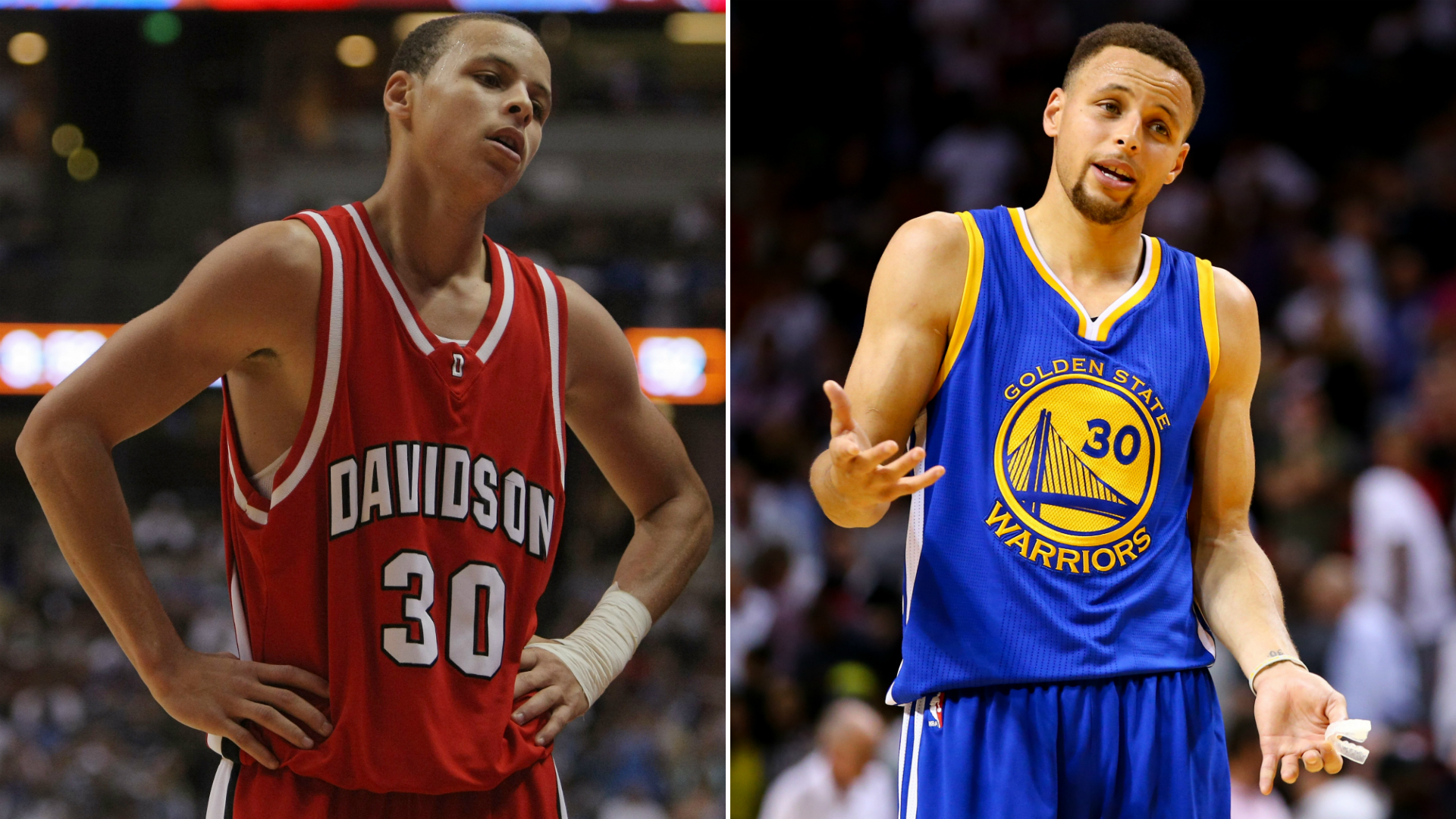 1c5bb9e034fa Why scouts botched it so bad on Stephen Curry in the 2009 NBA Draft ...