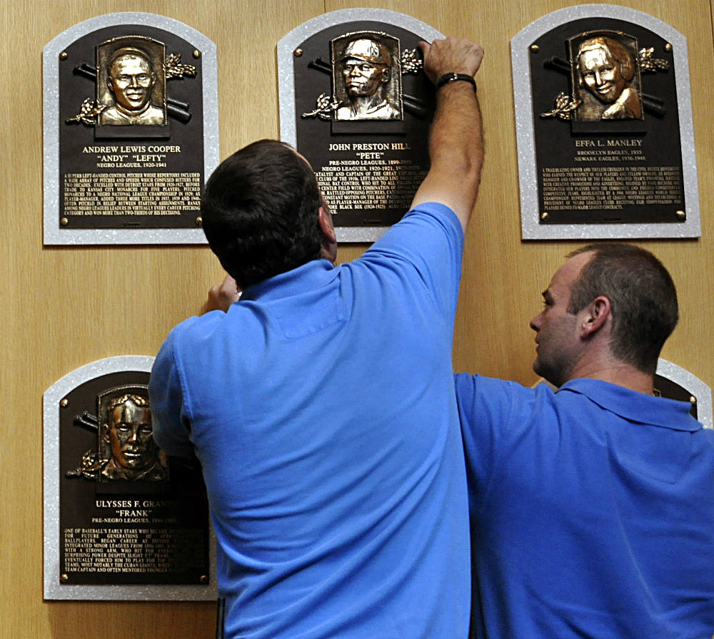 The Screwball: Imagining A New Hall Of Fame, Class By