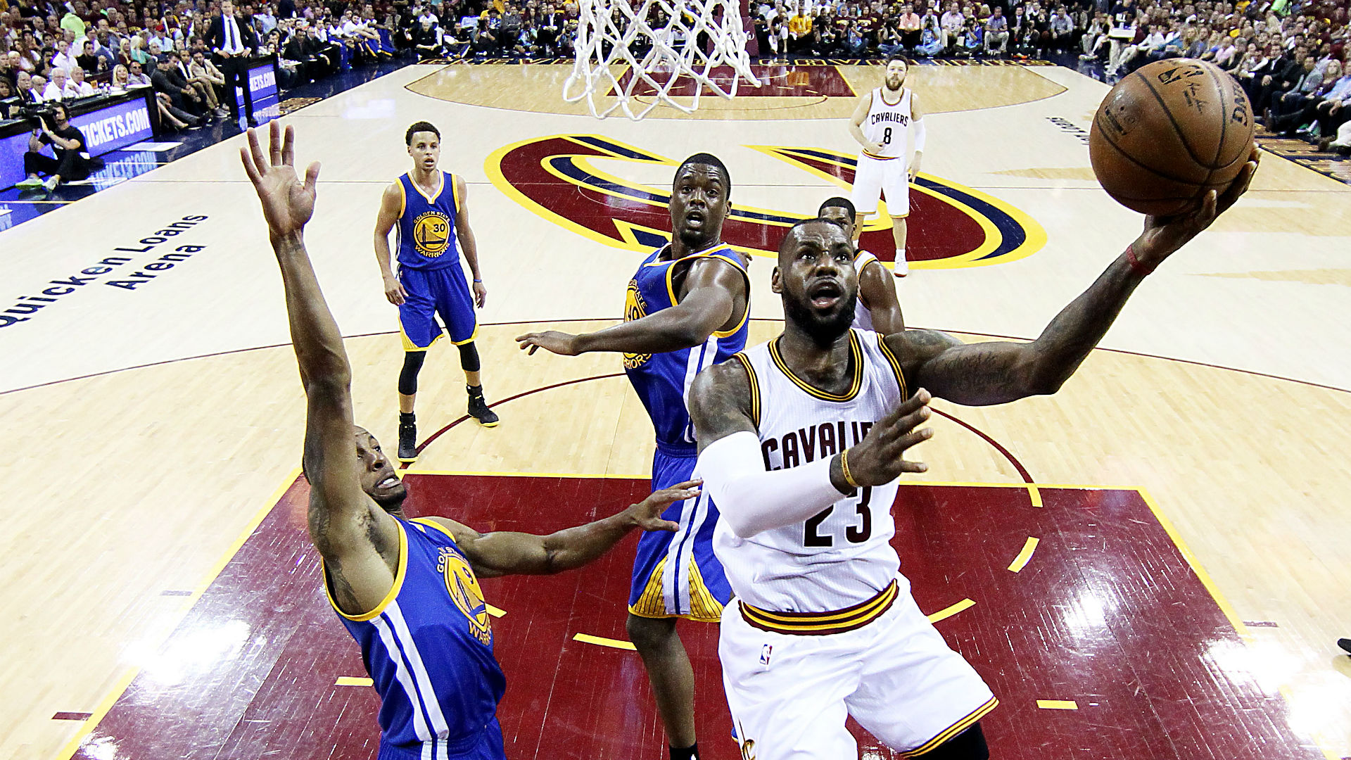 LeBron James' greatest NBA Finals performances | Sporting News