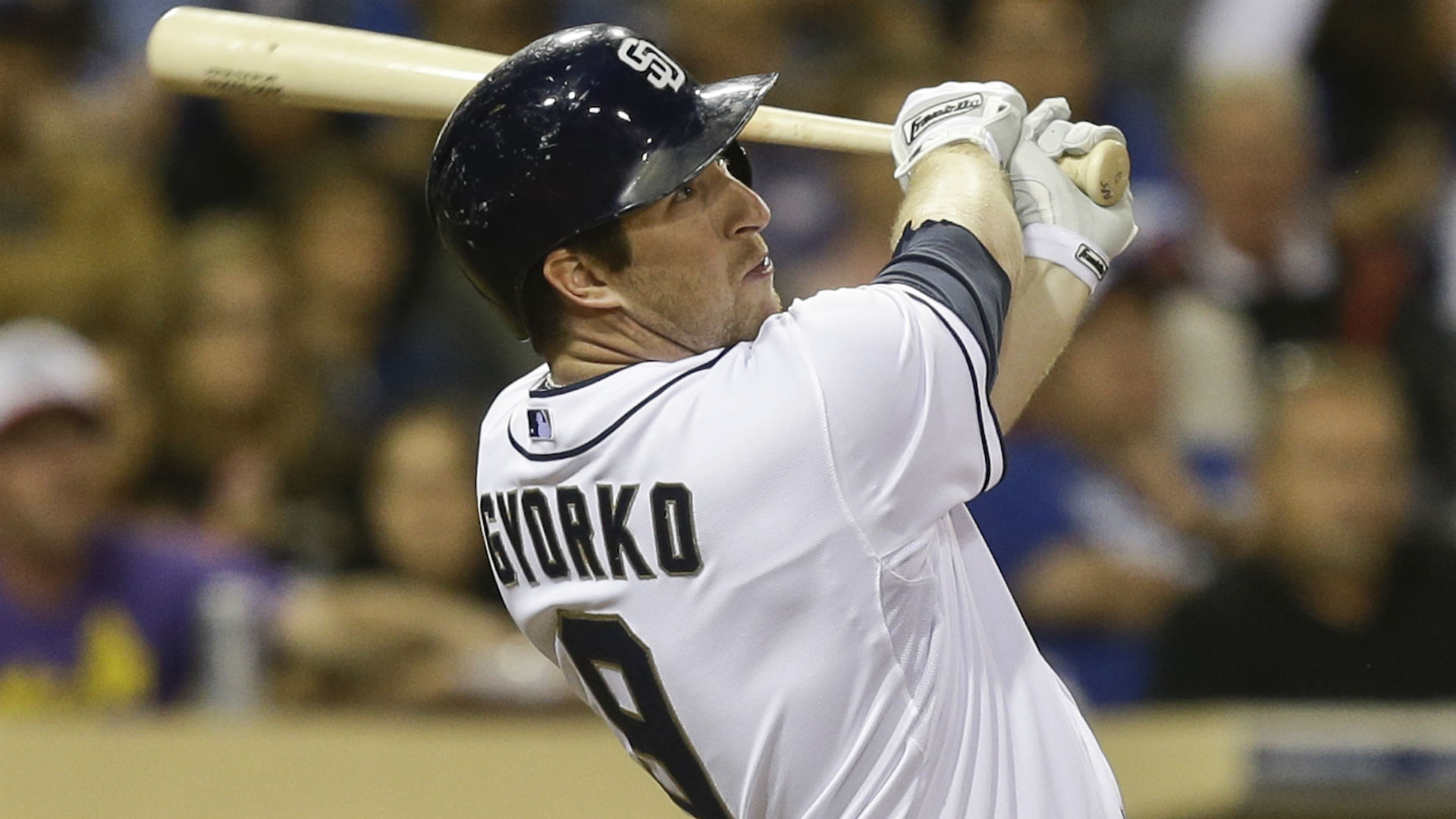 Fantasy baseball sleepers: Can Gyorko be a 30-homer hitter at PETCO Park?