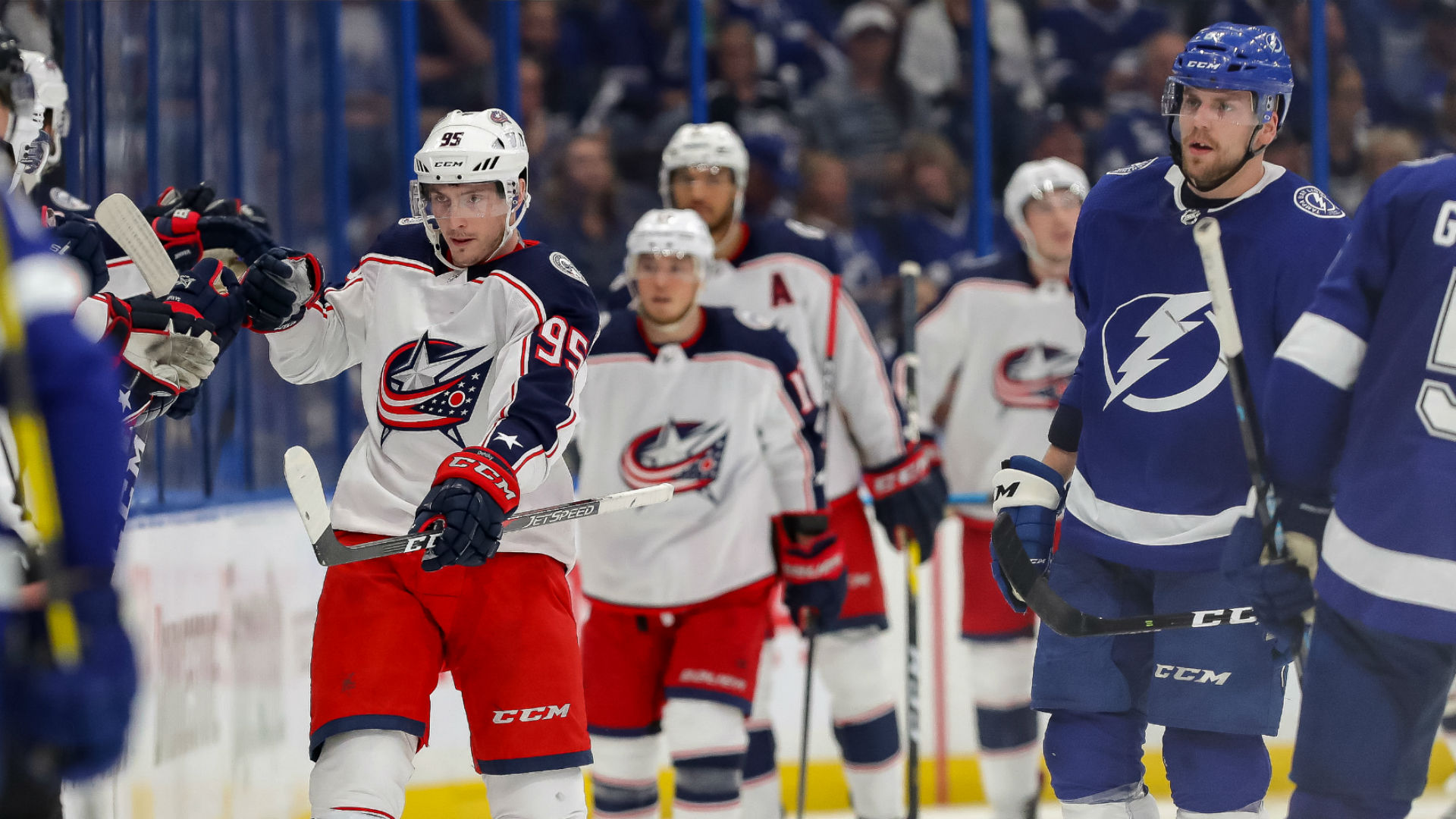 Nikita Kucherov suspended 1 game for boarding Markus Nutivaara