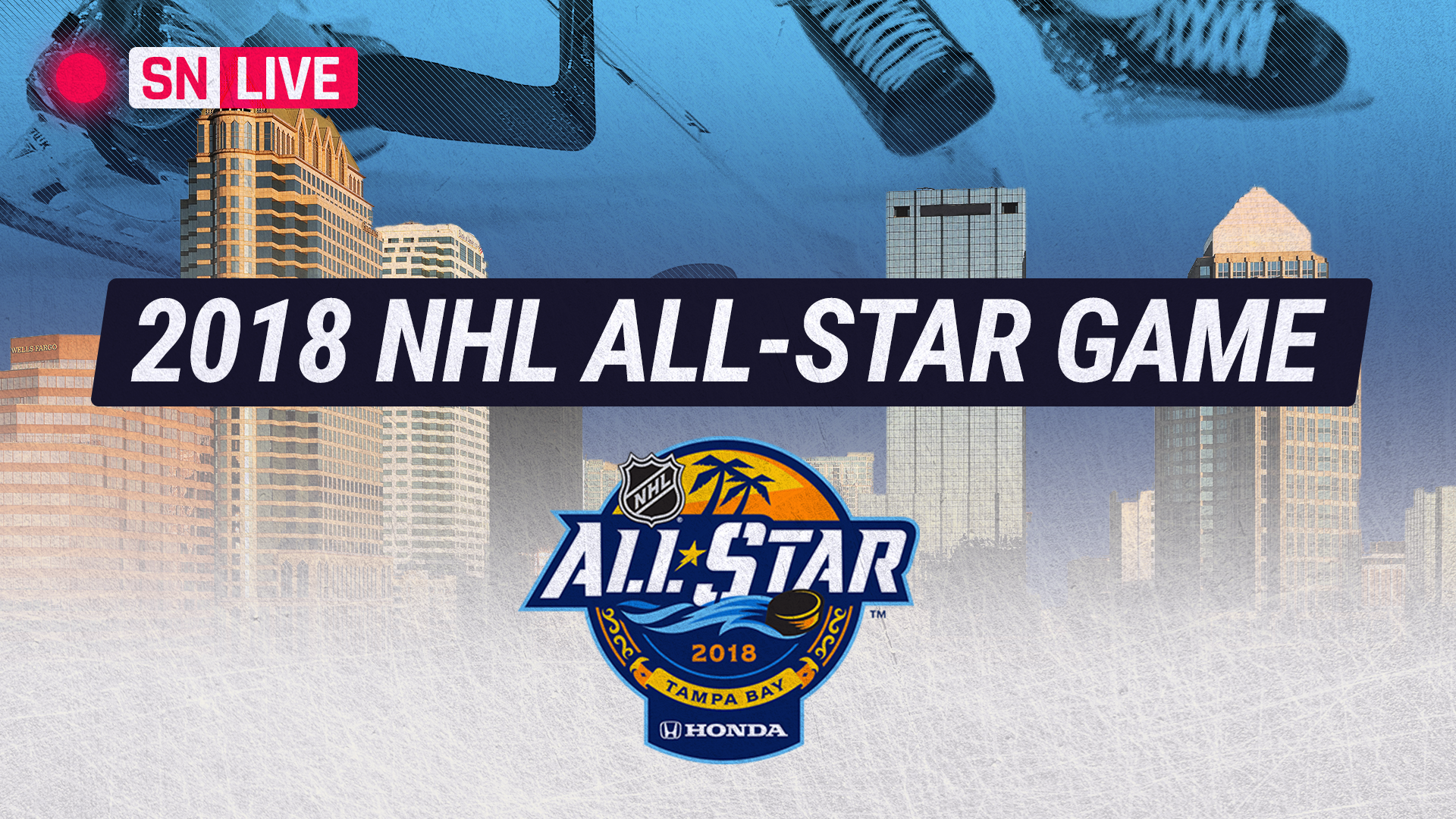 Pacific Division wins NHL All-Star Game