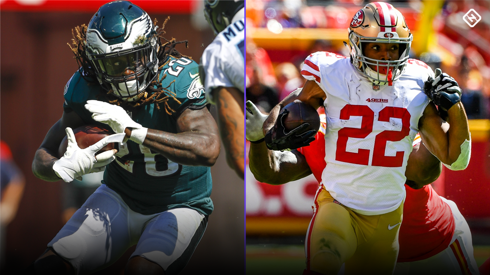 Fantasy Injury Updates: Jay Ajayi, Matt Breida, Saquon ...
