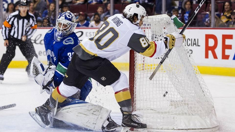 Golden Knights Vs. Canucks Preseason: Vegas Wins First