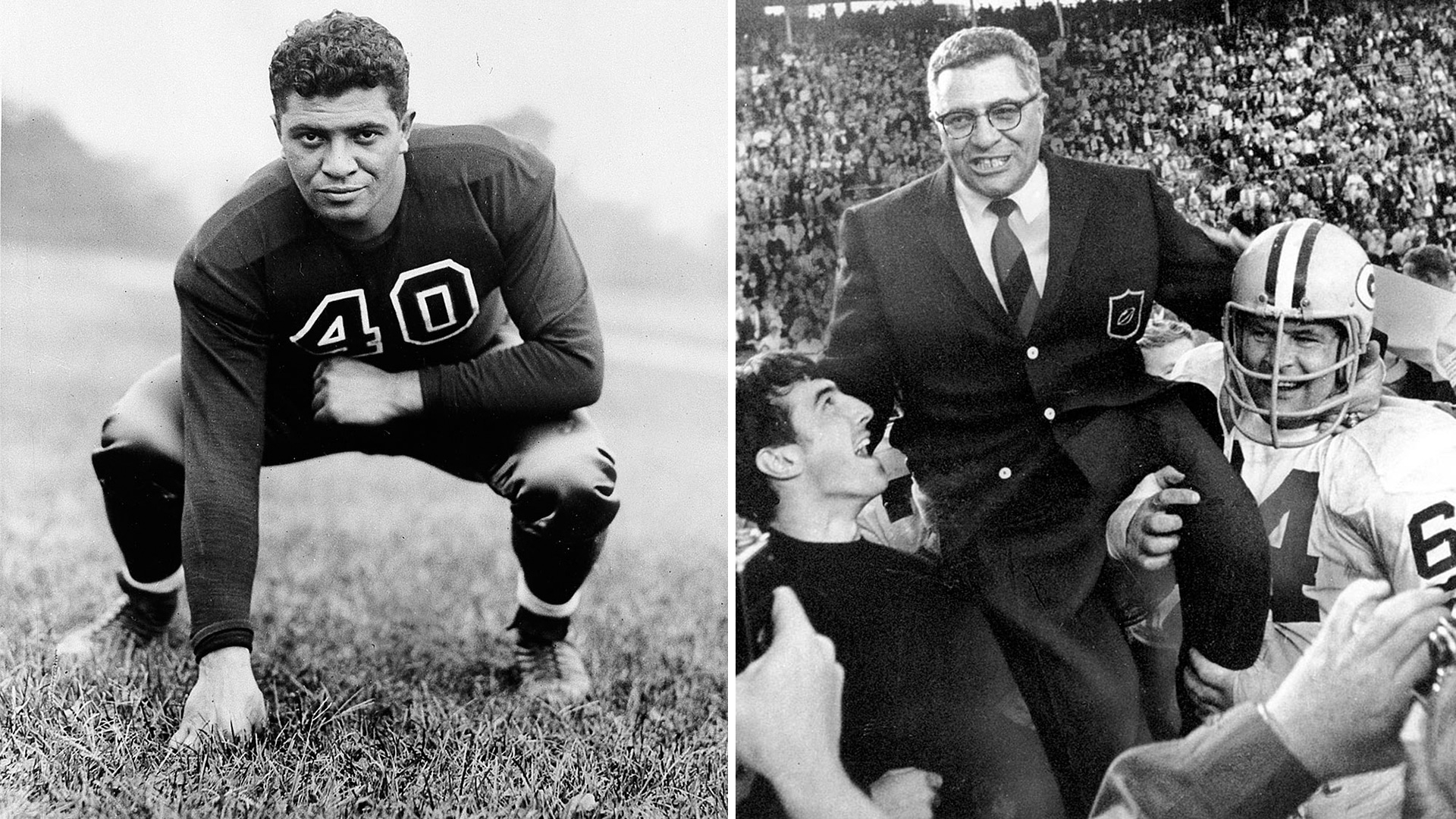 a look at the life of vince lombardi a professional football player Free vince lombardi was not a very strong football player but was known an athlete's life agents can be considered professional mangers who find.