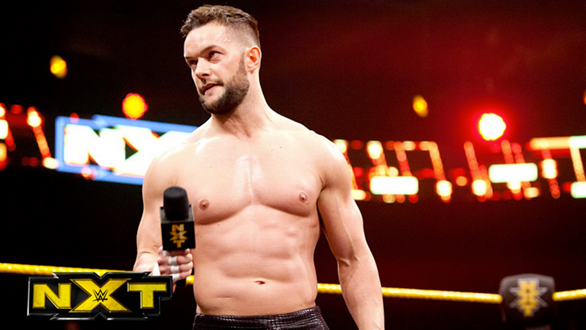 nxt champion finn balor helping answer the call for families of fallen nyc heroes wwe. Black Bedroom Furniture Sets. Home Design Ideas