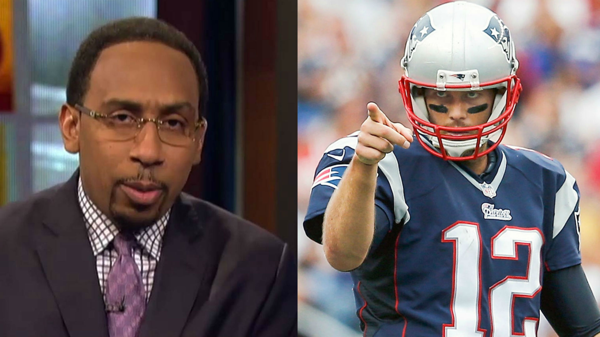 Stephen A. Smith goes on rant about Tom Brady missing White House visit