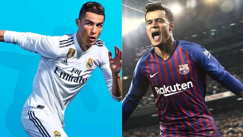 fifa 19 and pro evolution soccer 2019 review which game lifts