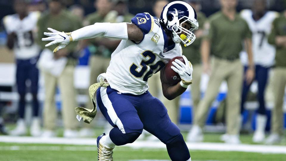 Fantasy Injury Updates Is Todd Gurley Playing Week 16 Updated