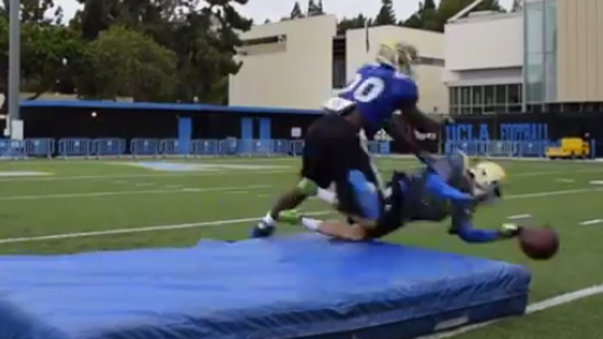 UCLA's Myles Jack demolishes student government candidate for campaign video