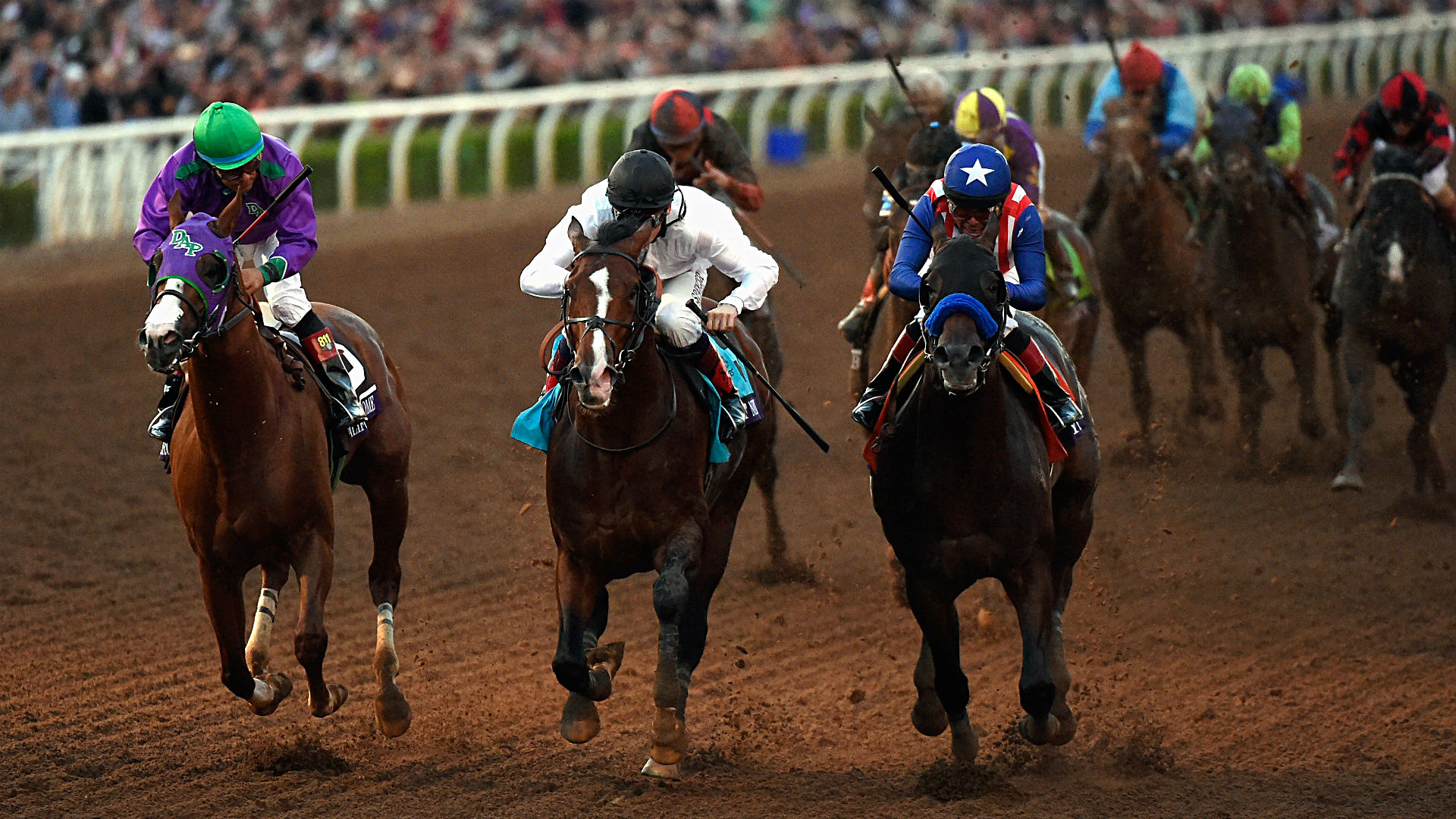 Breeders Cup 2015 Times Tv Schedule Entries Odds For