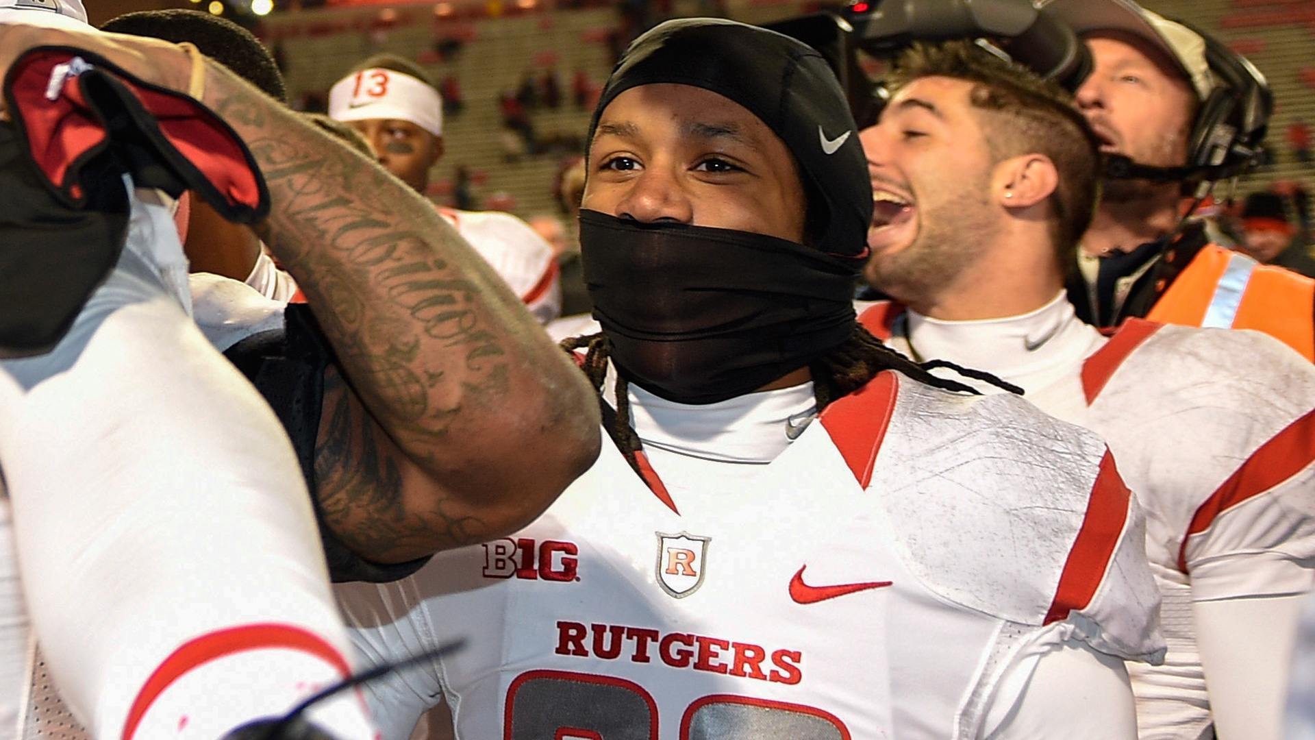 Rutgers CB arrested, charged with armed robbery in theft of $20